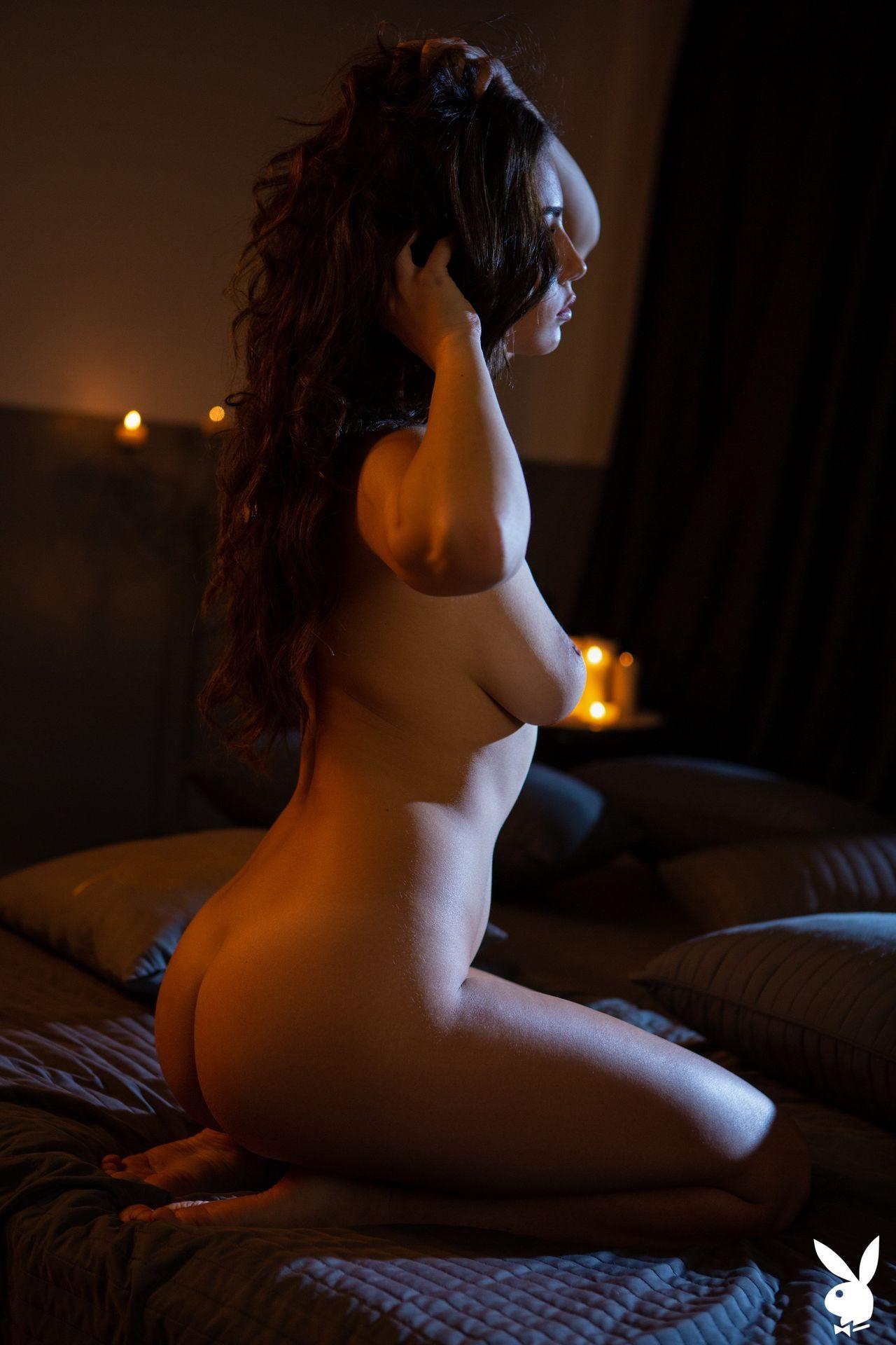 Sophie Limma Nude – Moonlit Affair 0027