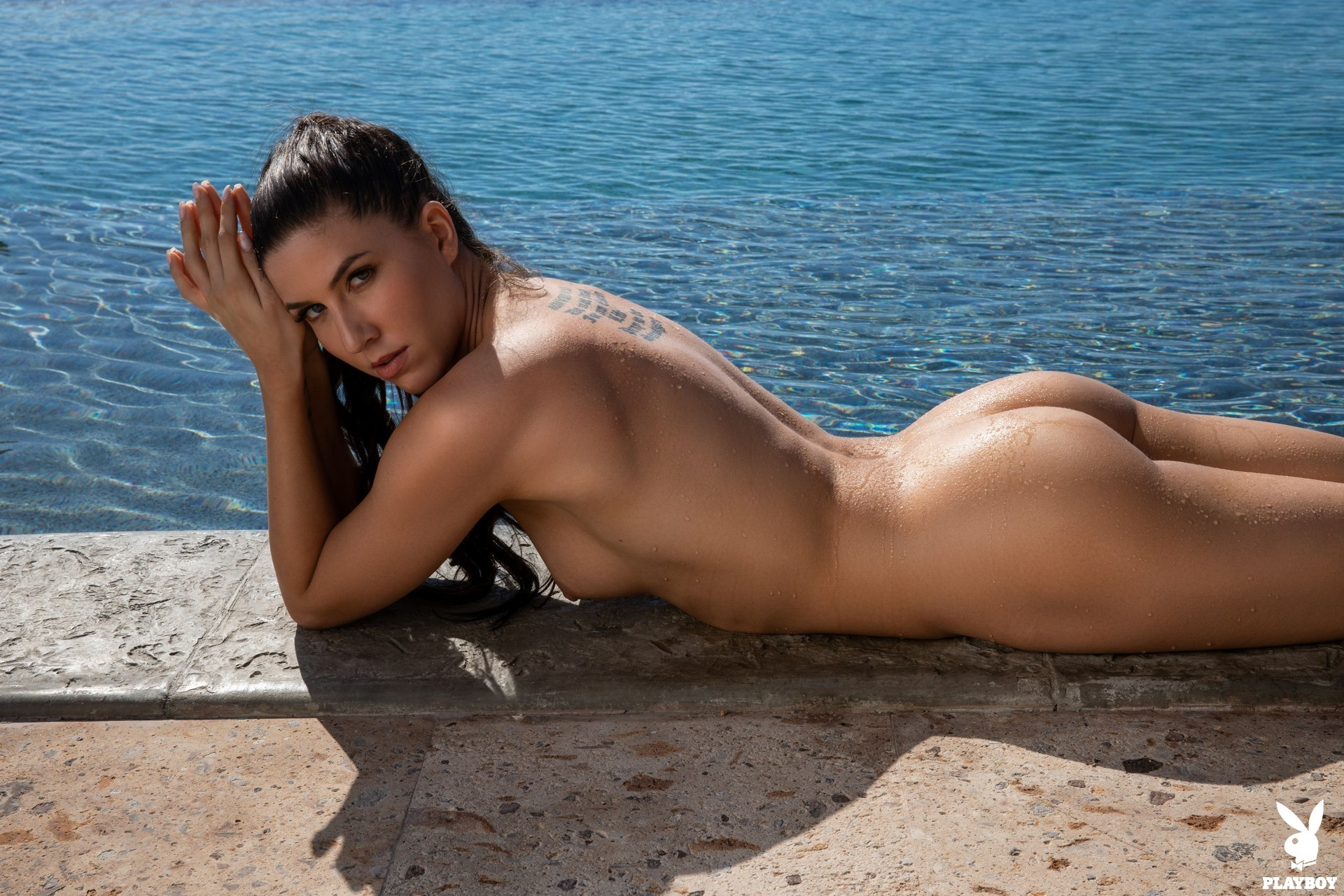 Carmen Nikole, Skye Blue, Elena Generi, Viviane Leigh, Katherinne Sofia, Rosé 2019 Playboy Muse Of The Month Vol. 1 (17)