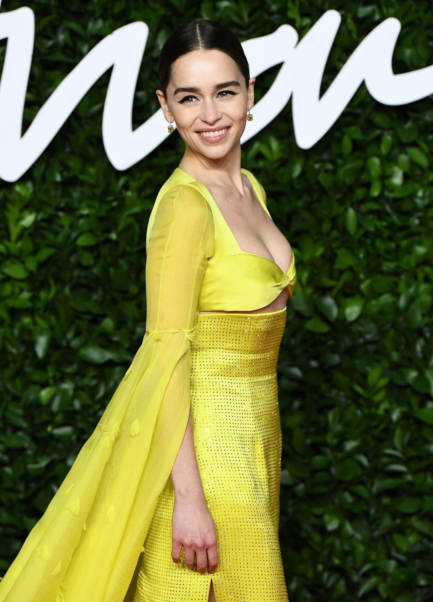 Emilia Clarke Sexy 0018