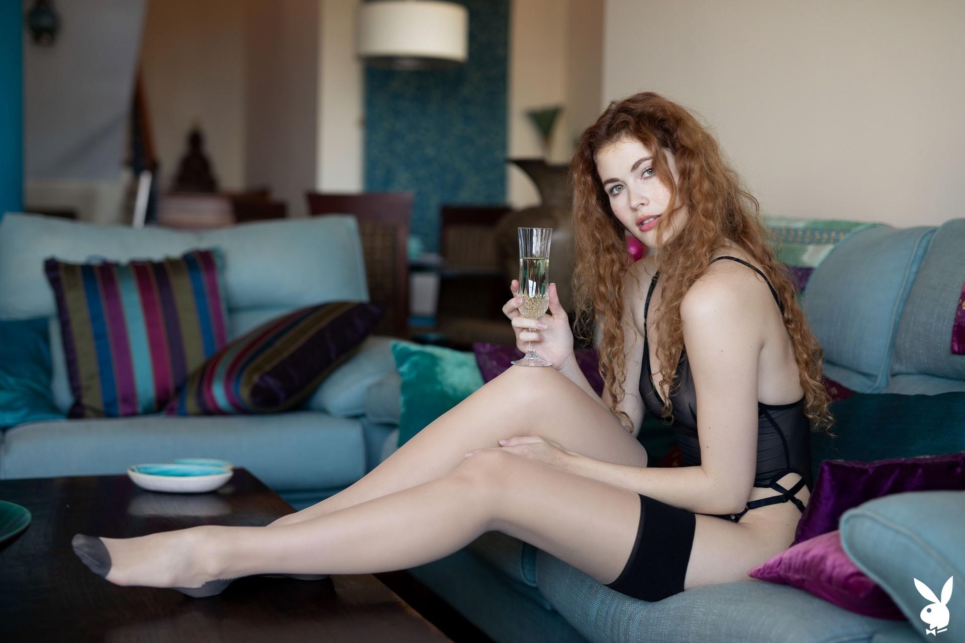 Heidi Romanova In Perfect Affair Playboy Plus (1)