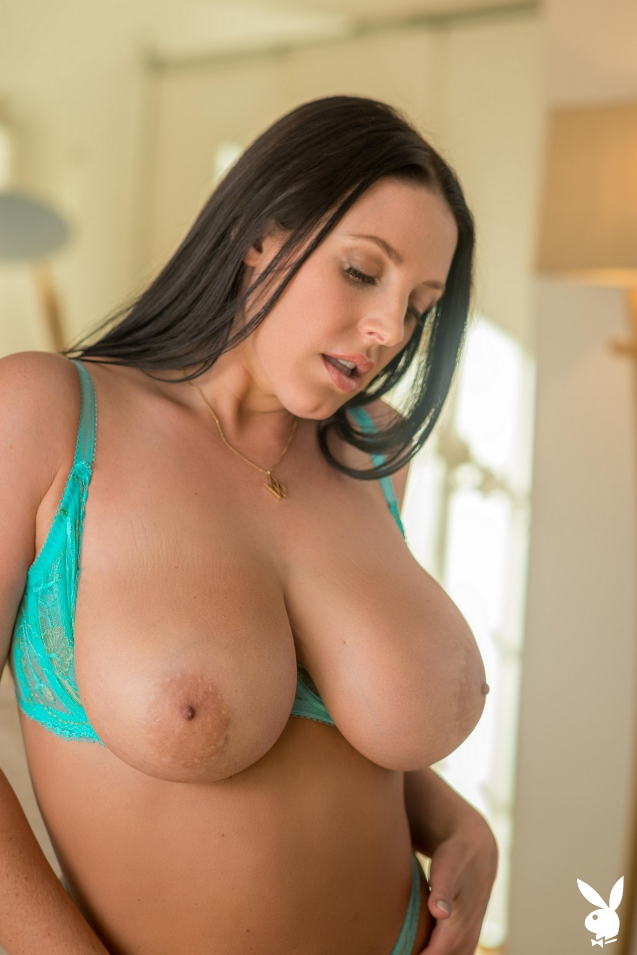Angela White In Afternoon Embrace Playboy Plus (15)