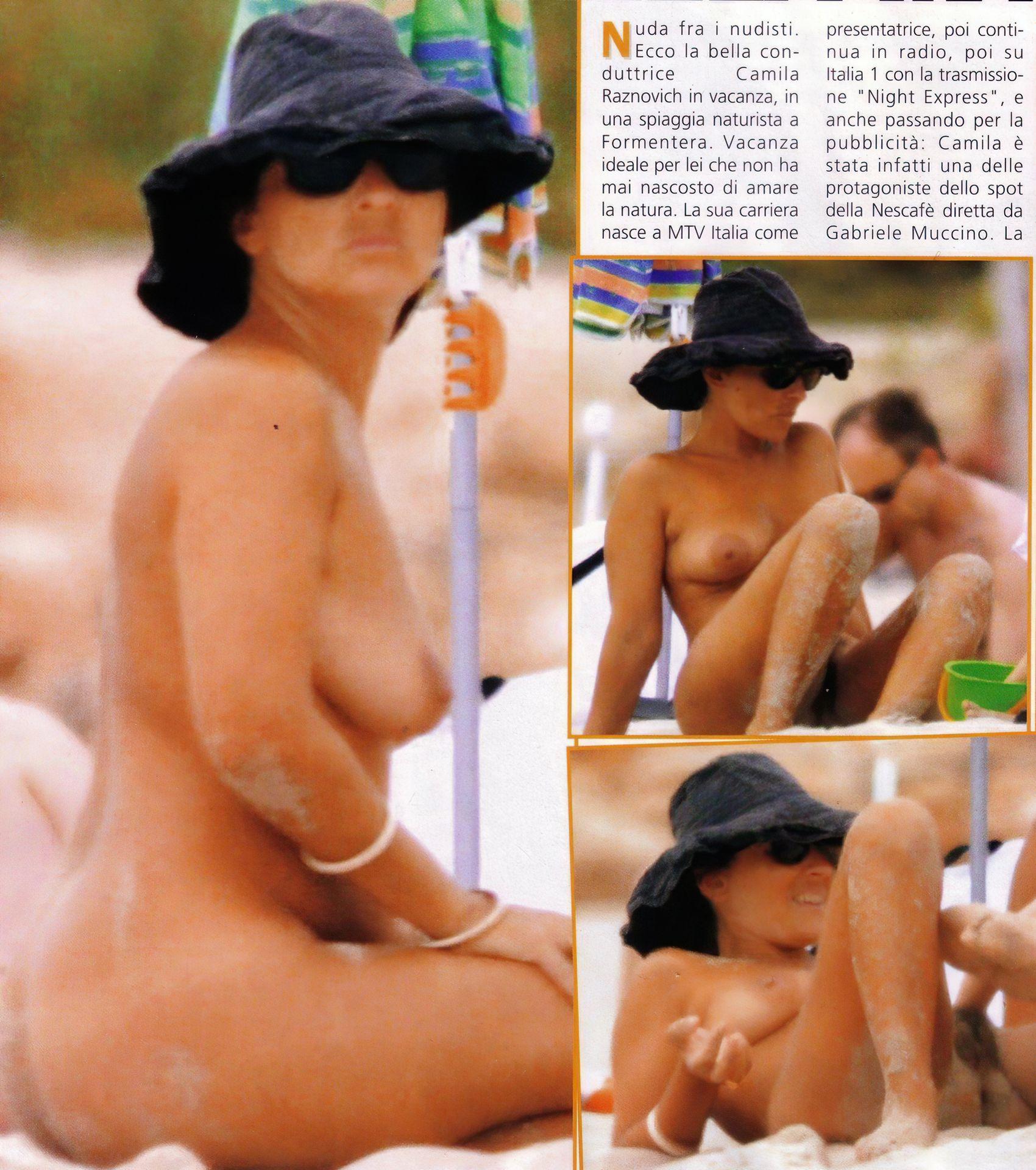 Camila Raznovich Nude & Sexy 0001