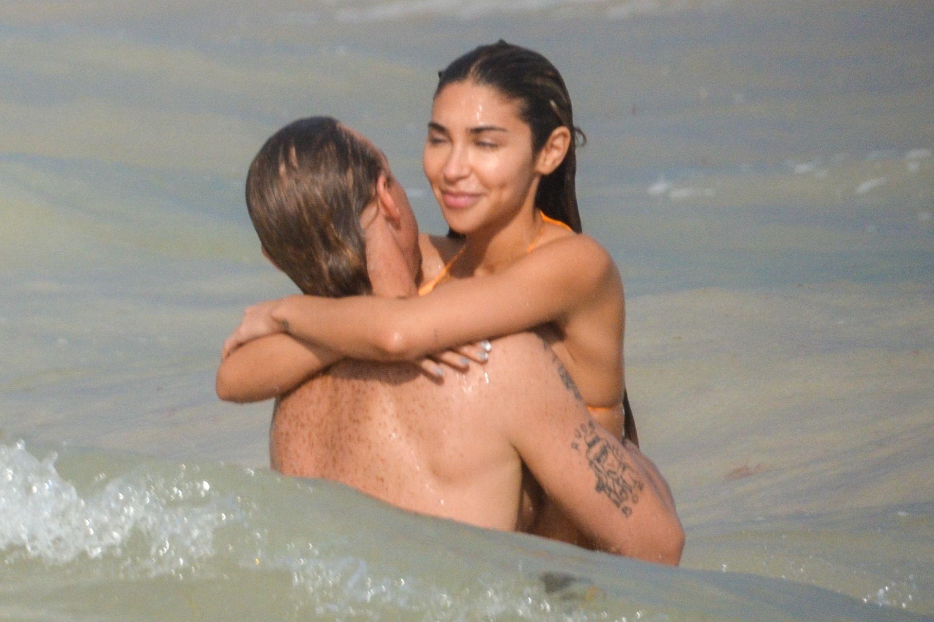 Chantel Jeffries And Dj Diplo Take Their New Love To Mexico 0031