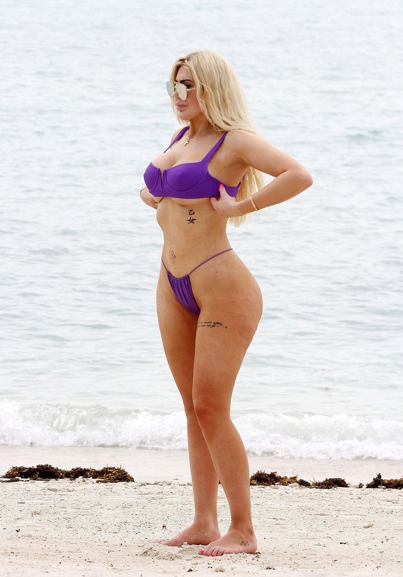 Chloe Ferry Sexy 0005