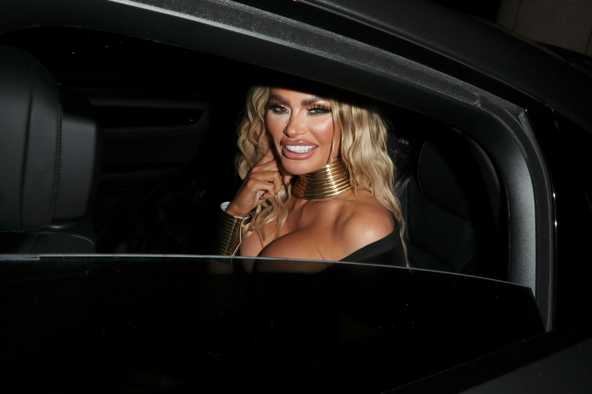 Chloe Sims Shows Off Her Boobs At The Nta Afterparty In London 0015