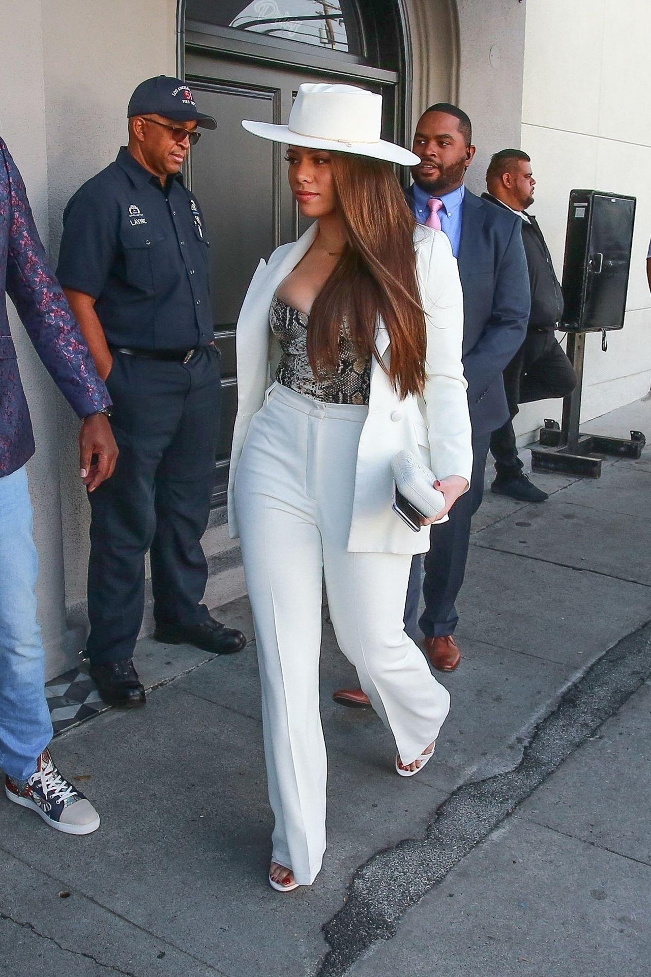 Dinah Jane Departs The Women In Harmony Pre Grammy Luncheon 0002