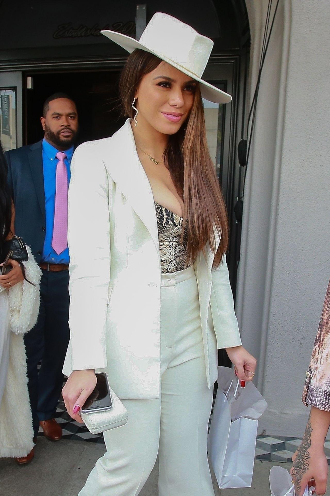Dinah Jane Departs The Women In Harmony Pre Grammy Luncheon 0005