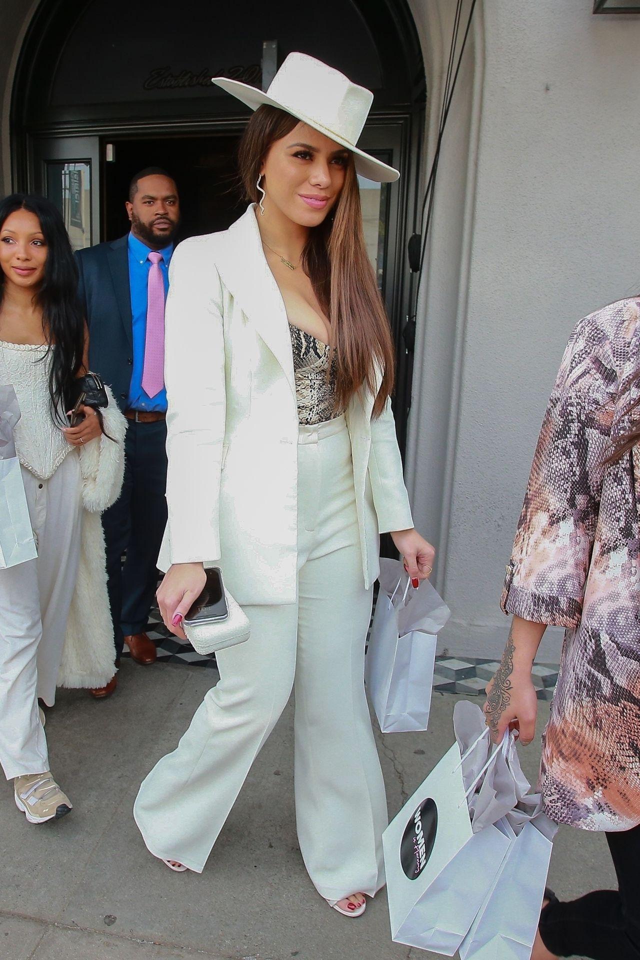 Dinah Jane Departs The Women In Harmony Pre Grammy Luncheon 0012