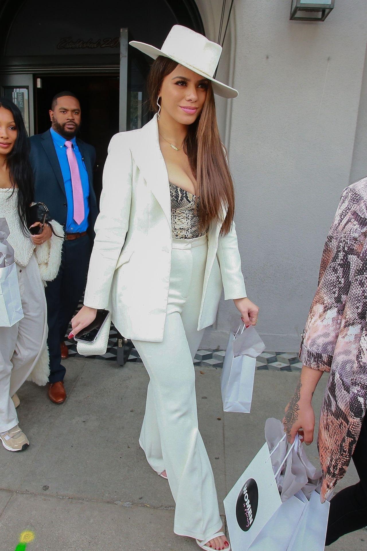 Dinah Jane Departs The Women In Harmony Pre Grammy Luncheon 0014