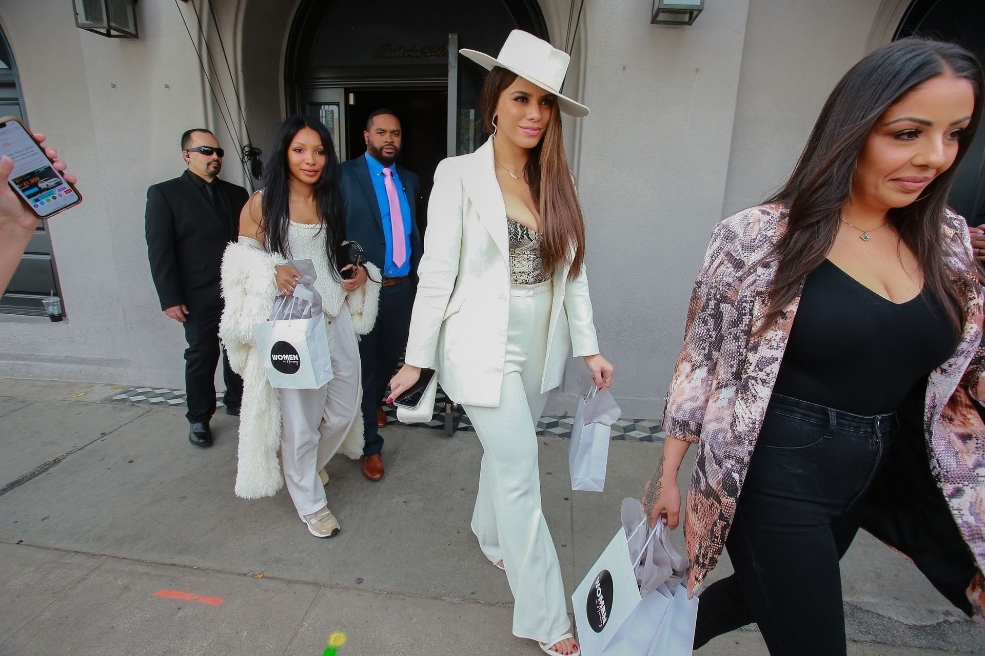 Dinah Jane Departs The Women In Harmony Pre Grammy Luncheon 0015