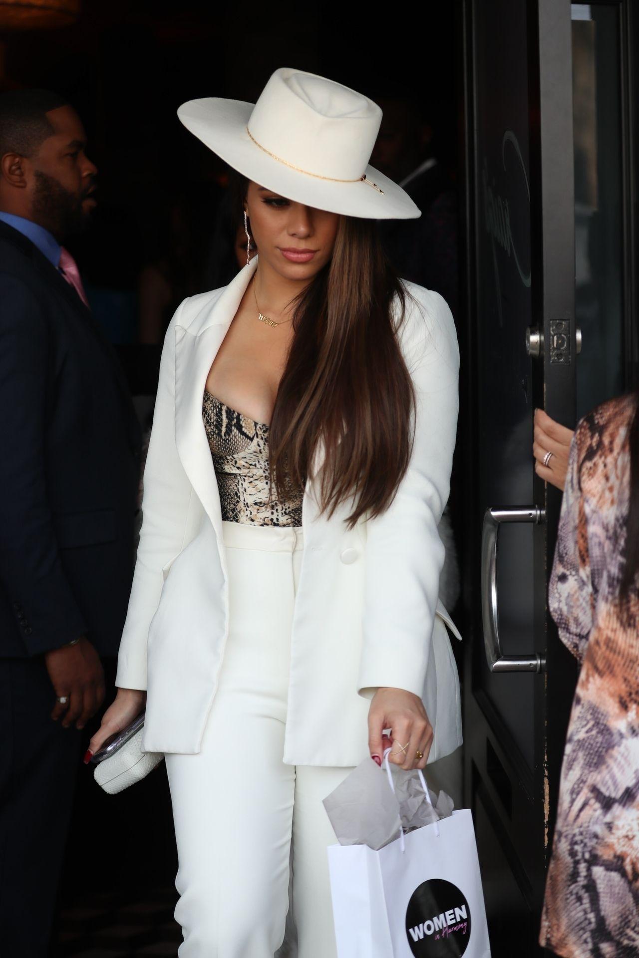 Dinah Jane Departs The Women In Harmony Pre Grammy Luncheon 0020