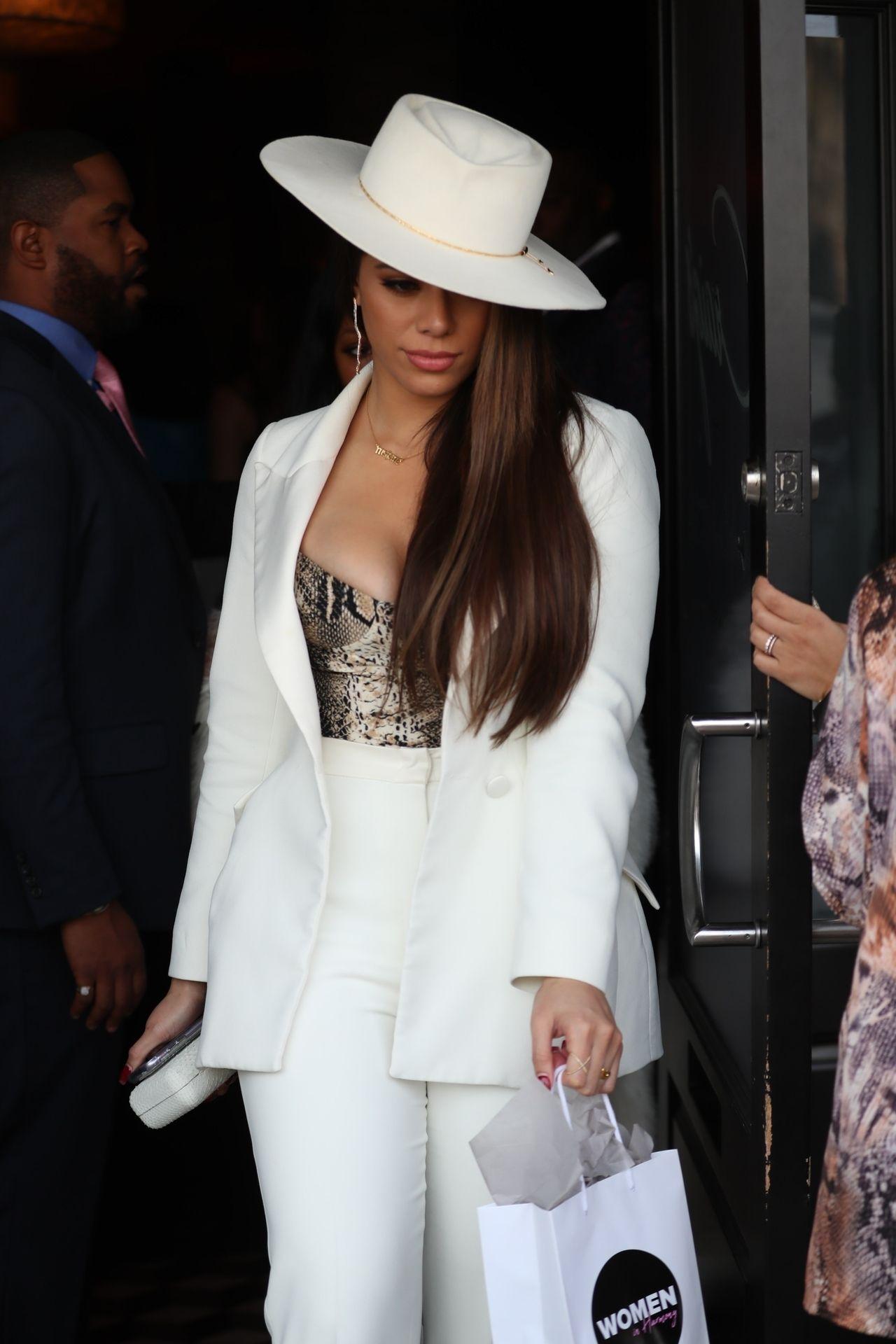 Dinah Jane Departs The Women In Harmony Pre Grammy Luncheon 0021