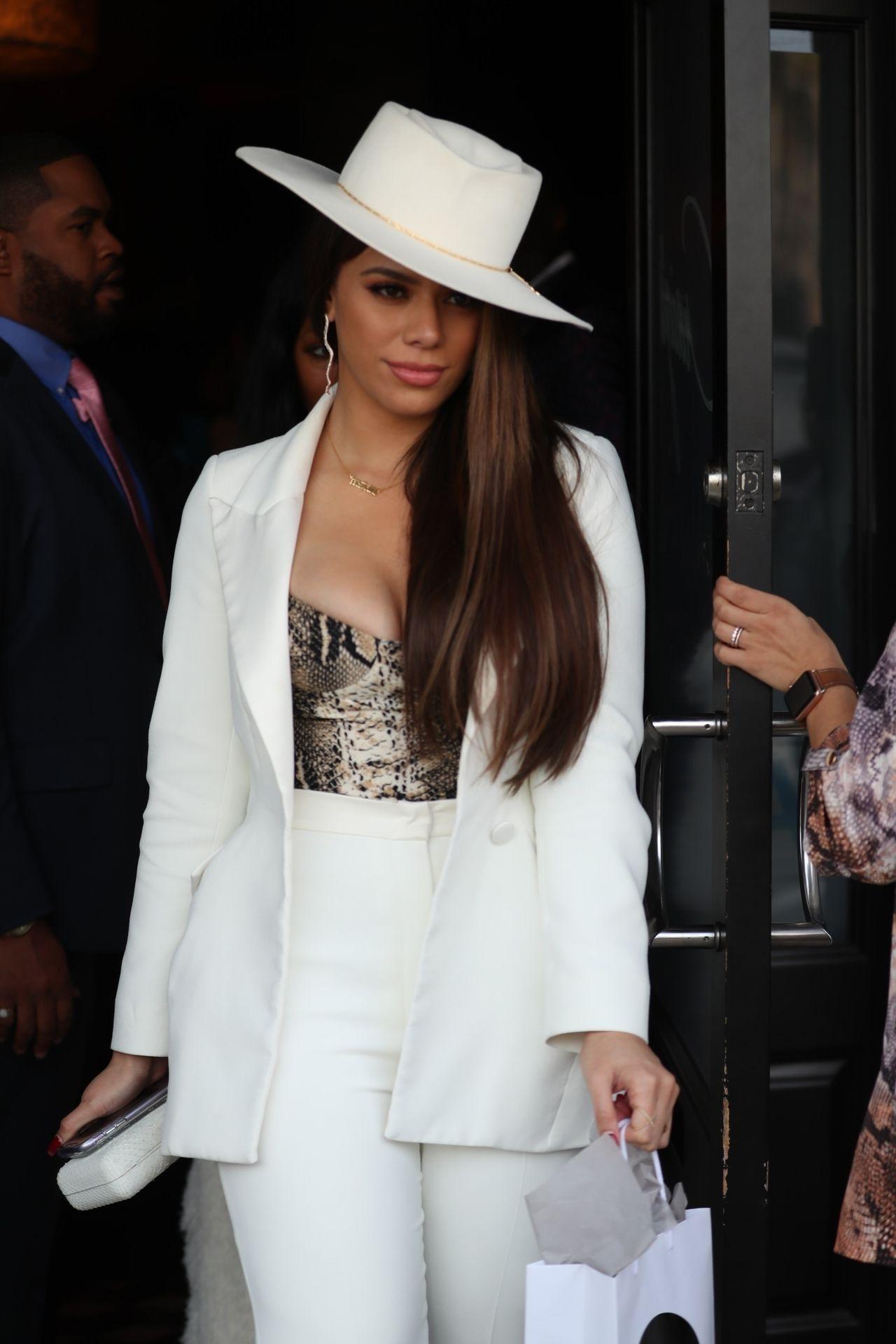 Dinah Jane Departs The Women In Harmony Pre Grammy Luncheon 0024