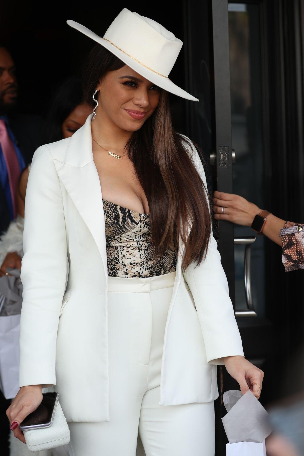 Dinah Jane Departs The Women In Harmony Pre Grammy Luncheon 0028