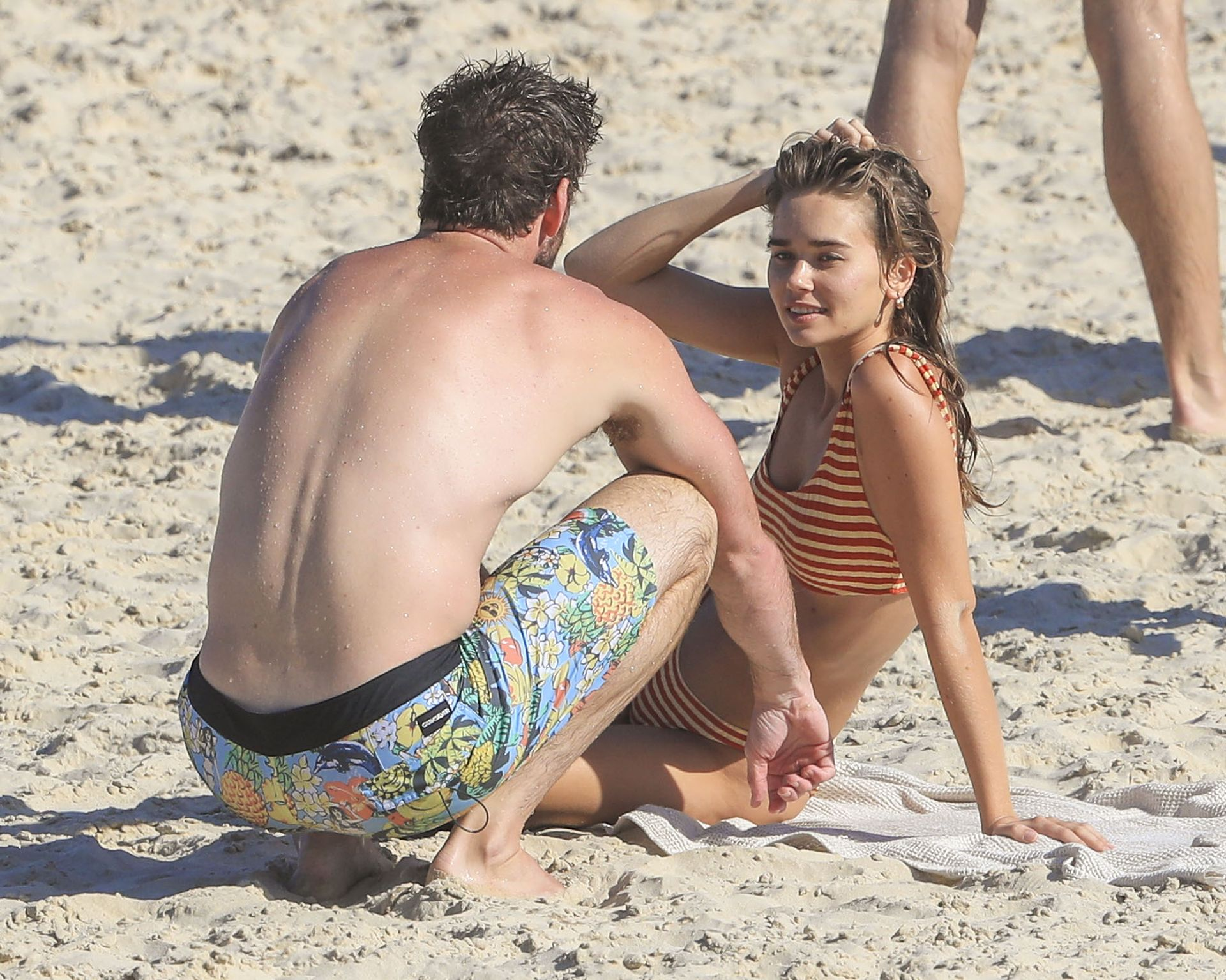 Gabriella Brooks Hot – Liam Hemsworth's New Girlfriend 0007