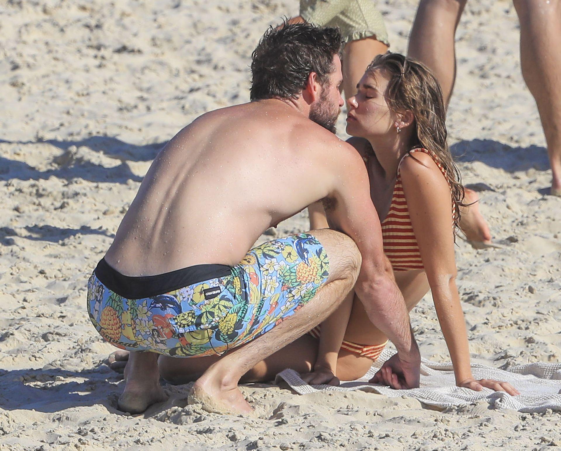 Gabriella Brooks Hot – Liam Hemsworth's New Girlfriend 0010