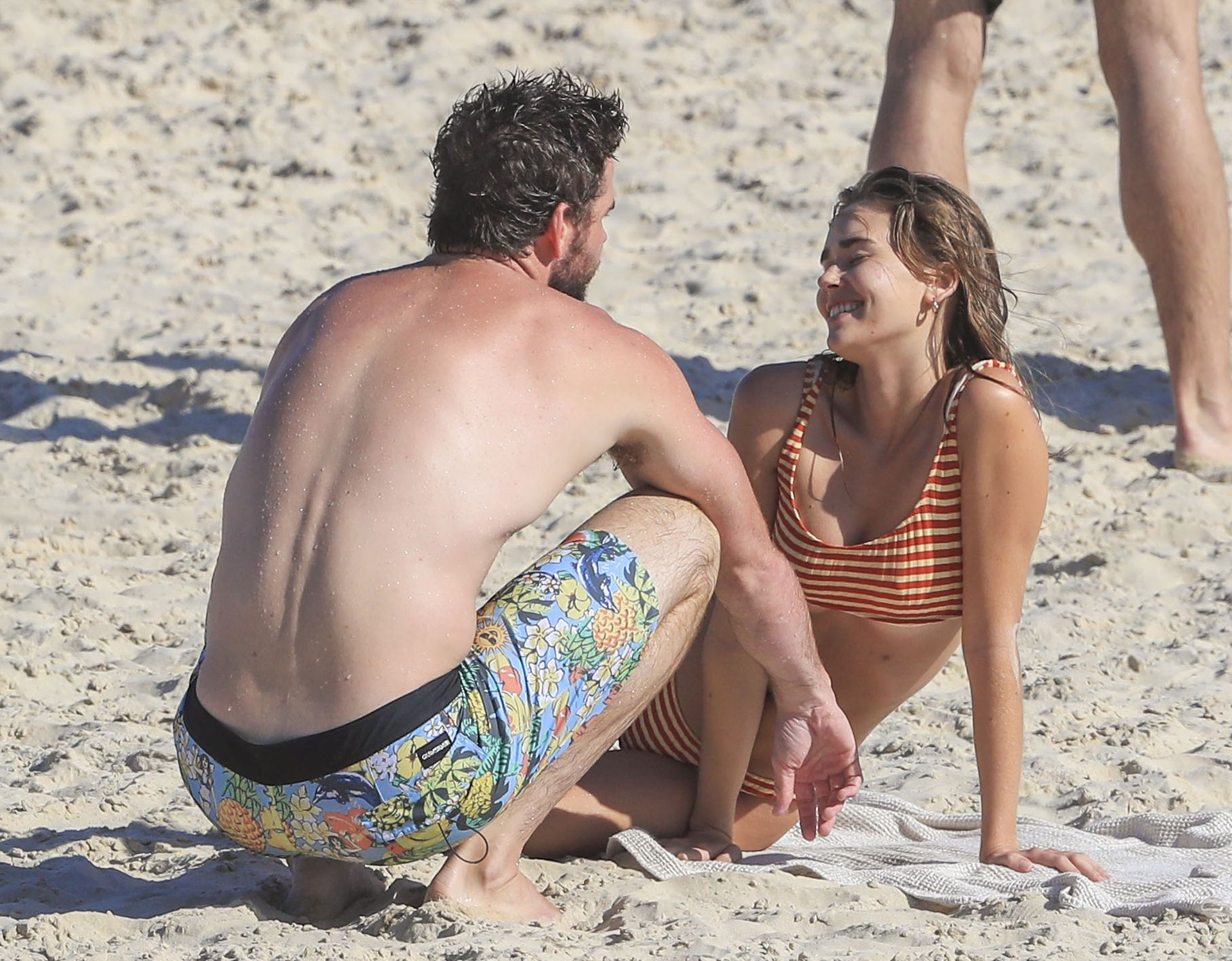 Gabriella Brooks Hot – Liam Hemsworth's New Girlfriend 0013