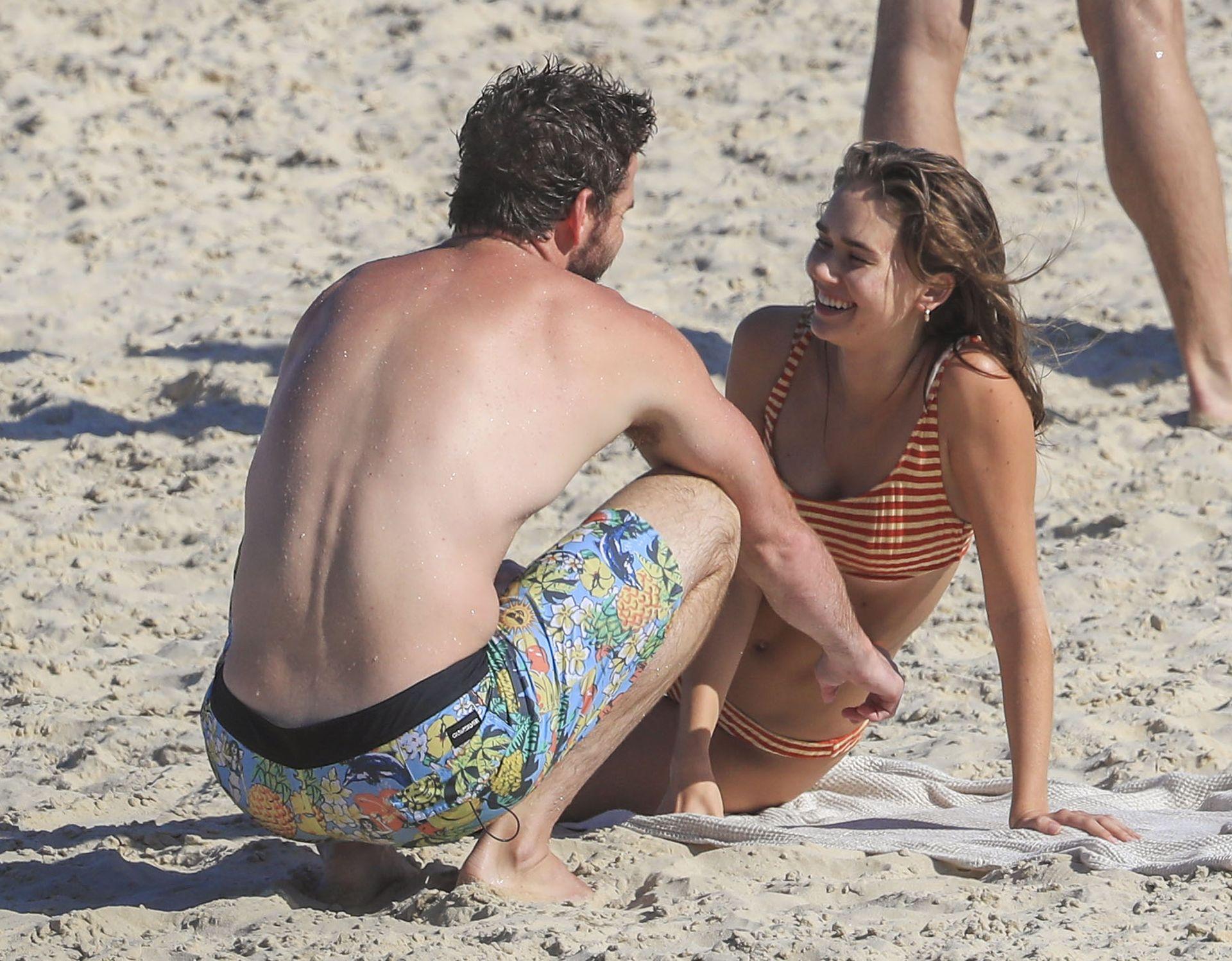 Gabriella Brooks Hot – Liam Hemsworth's New Girlfriend 0014