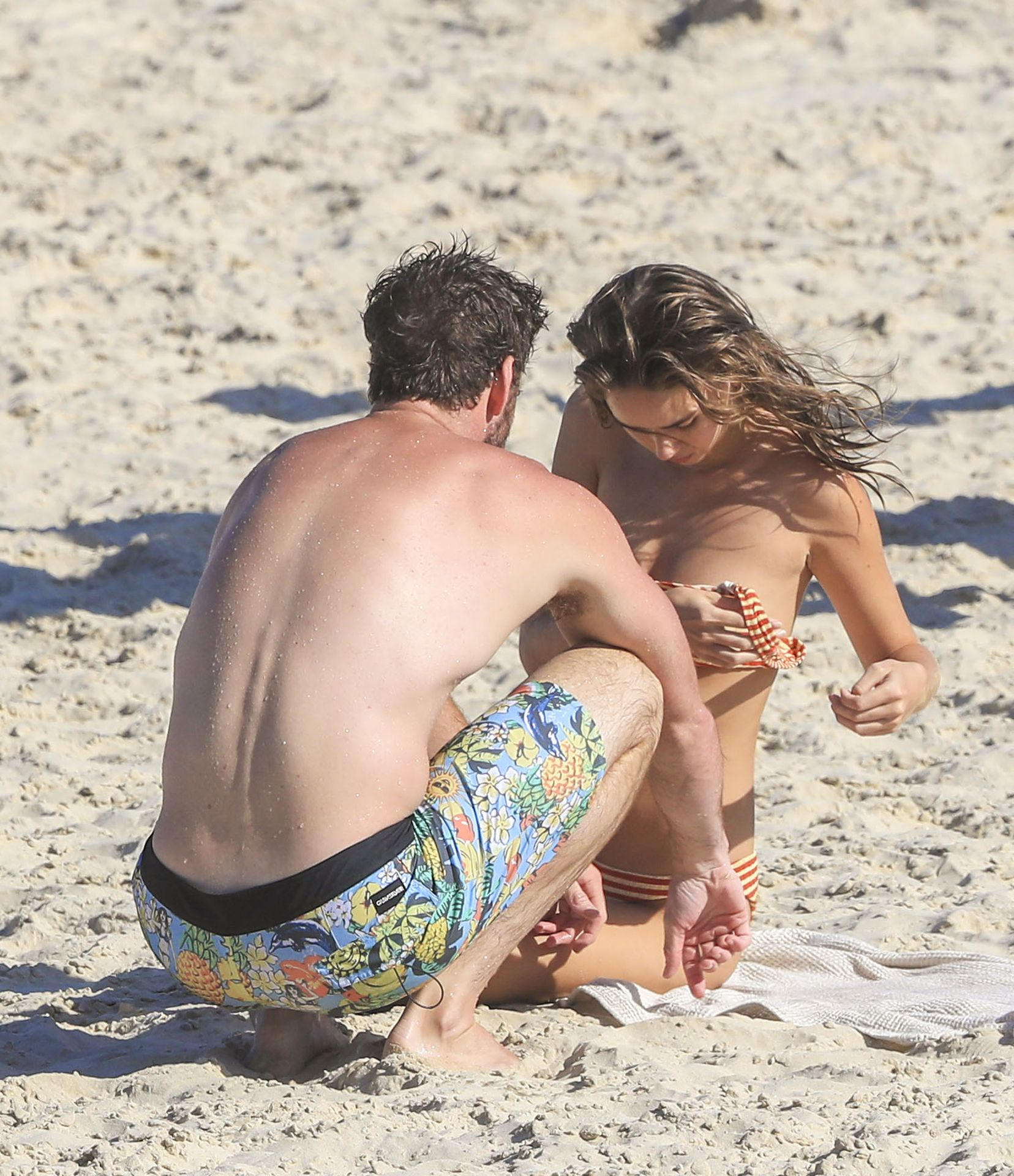 Gabriella Brooks Hot – Liam Hemsworth's New Girlfriend 0015