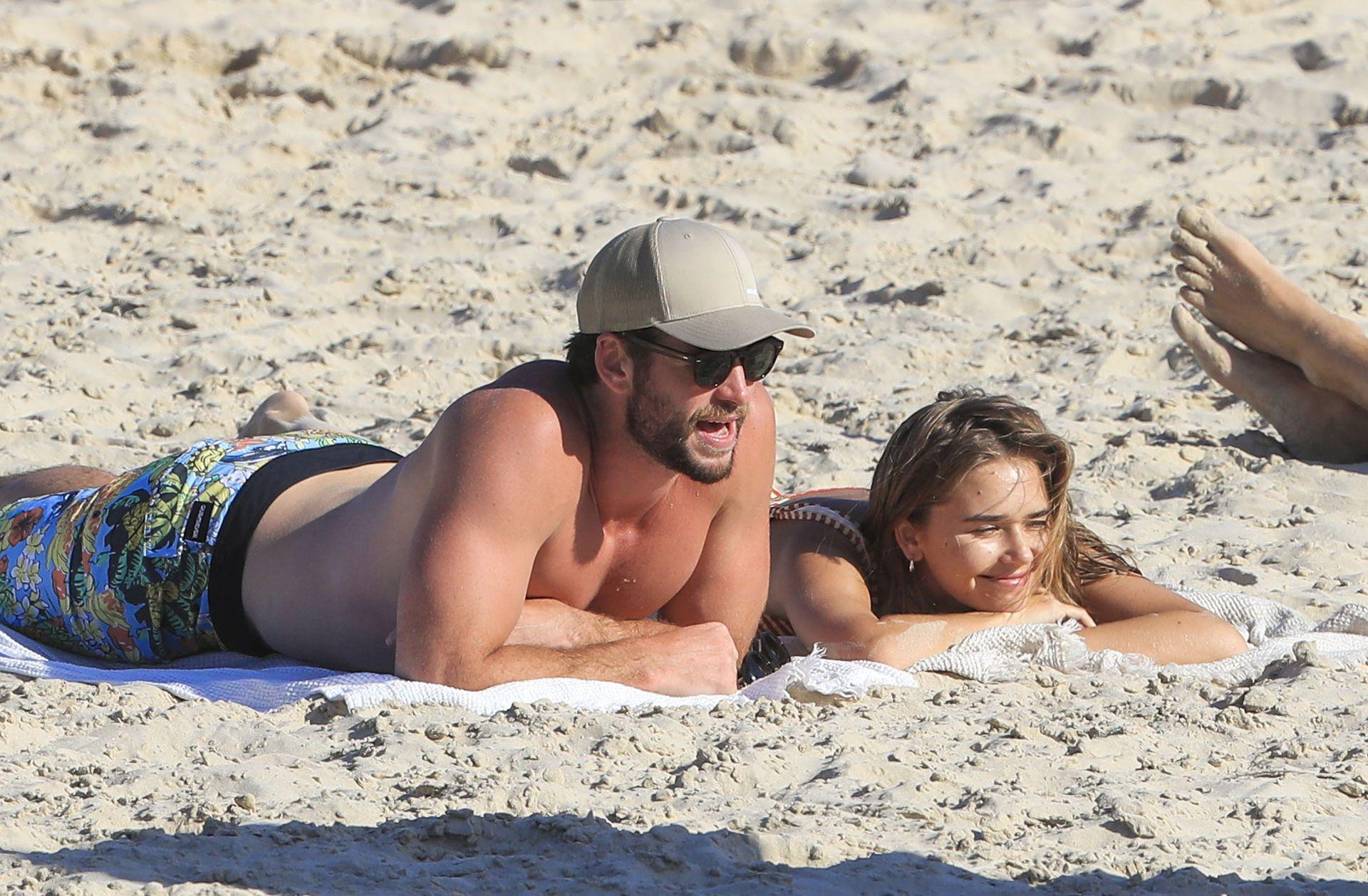 Gabriella Brooks Hot – Liam Hemsworth's New Girlfriend 0018