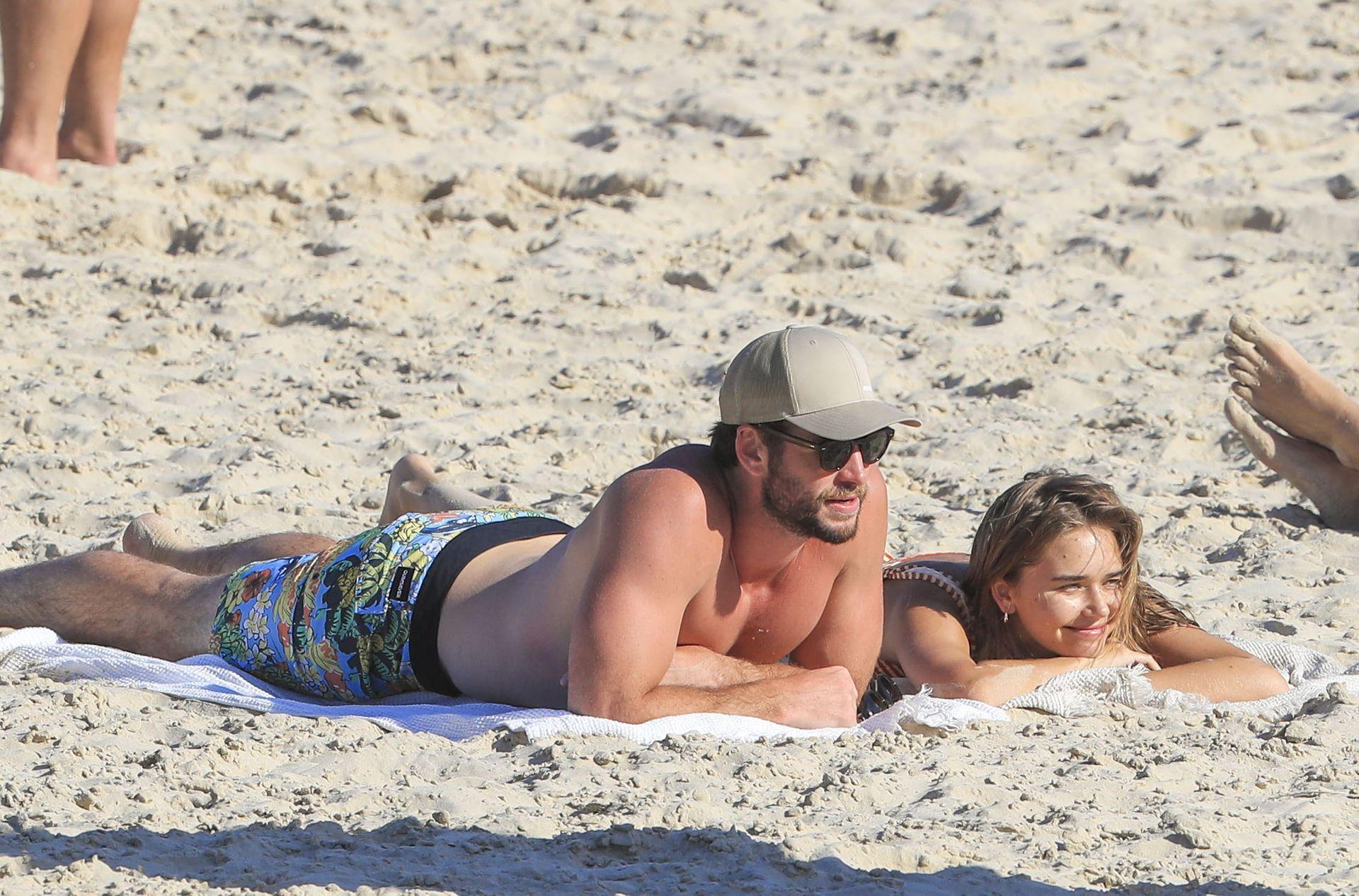 Gabriella Brooks Hot – Liam Hemsworth's New Girlfriend 0019