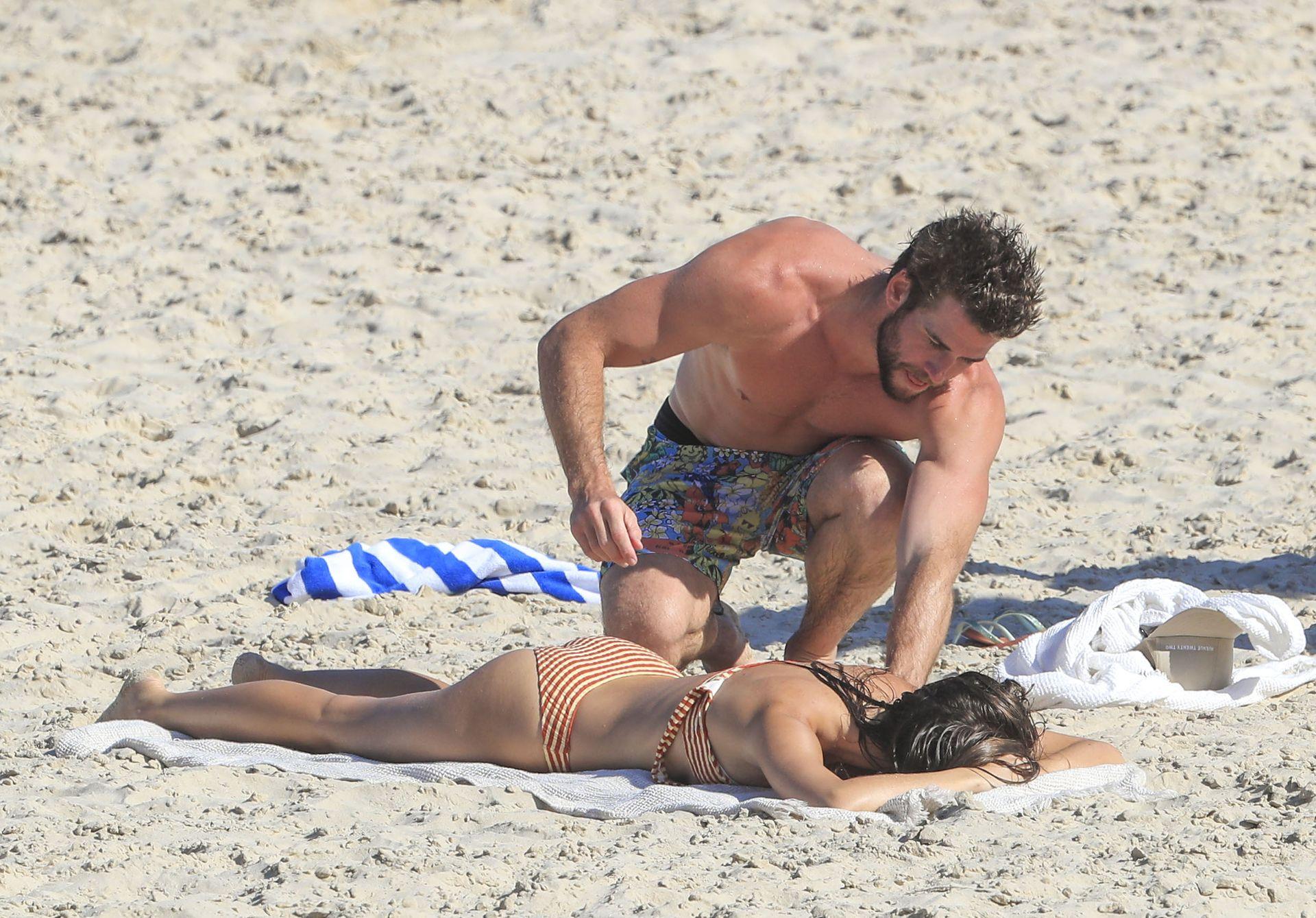 Gabriella Brooks Hot – Liam Hemsworth's New Girlfriend 0020