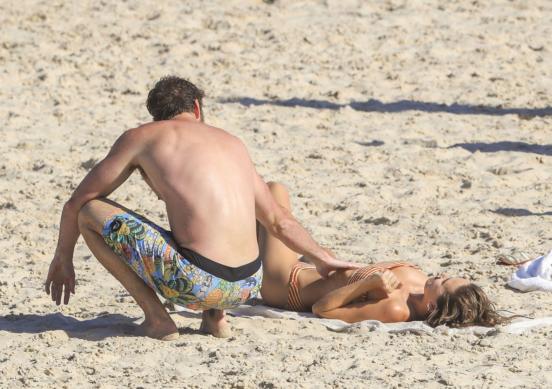 Gabriella Brooks Hot – Liam Hemsworth's New Girlfriend 0028