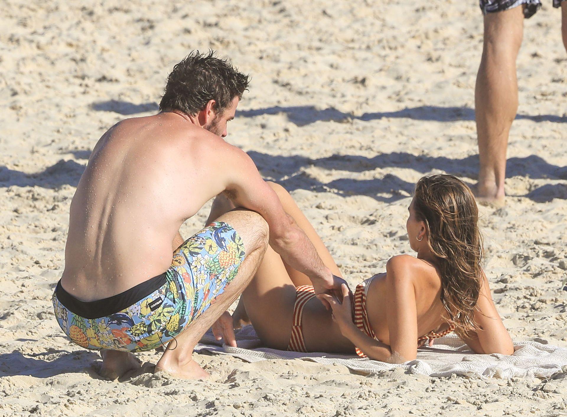 Gabriella Brooks Hot – Liam Hemsworth's New Girlfriend 0029
