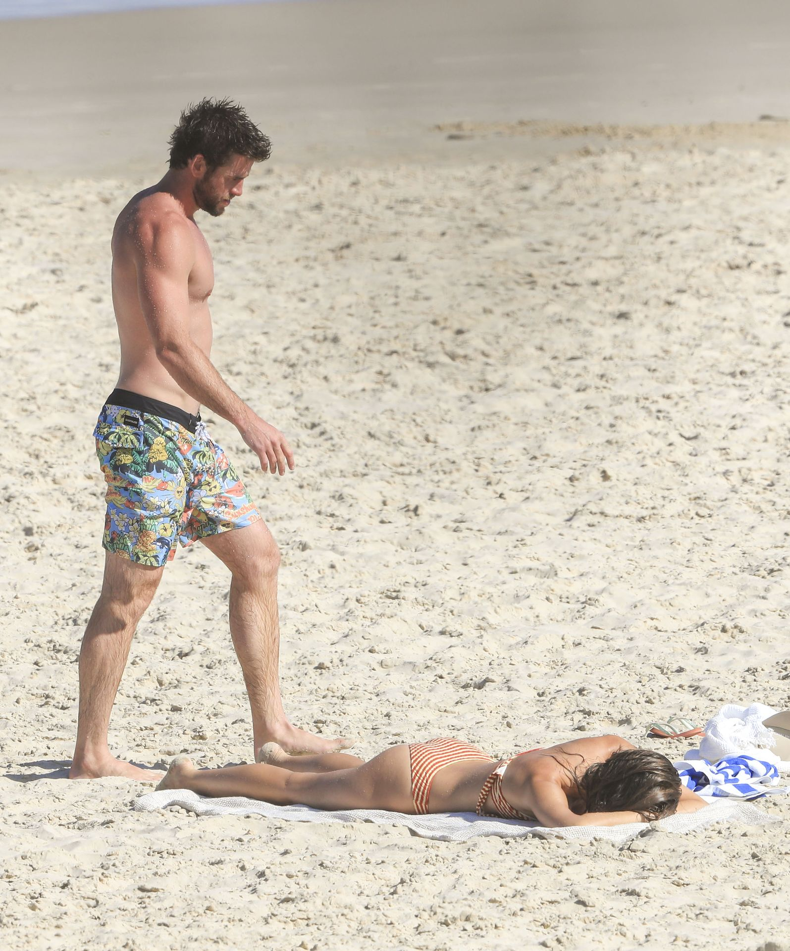 Gabriella Brooks Hot – Liam Hemsworth's New Girlfriend 0031