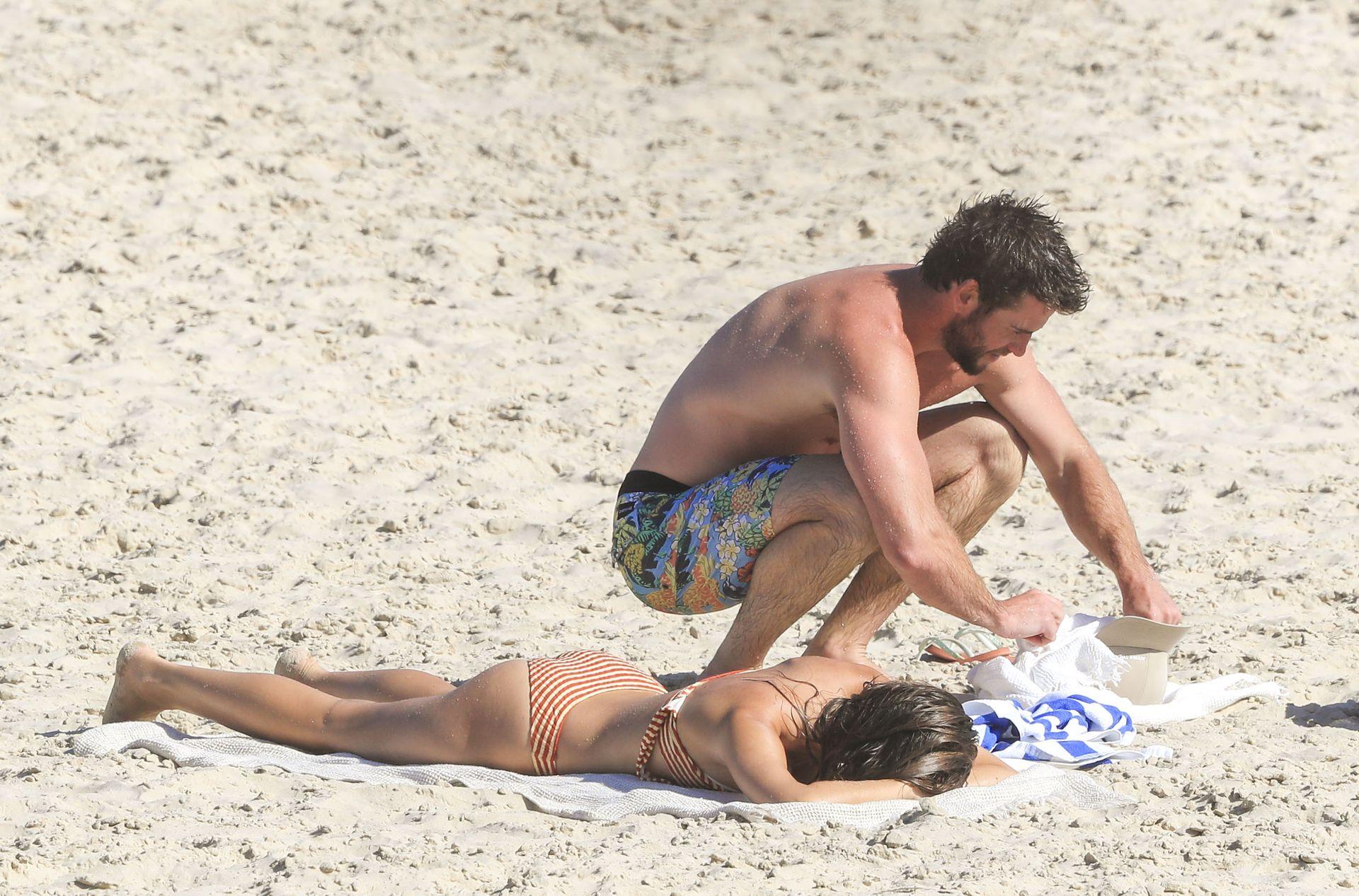 Gabriella Brooks Hot – Liam Hemsworth's New Girlfriend 0033