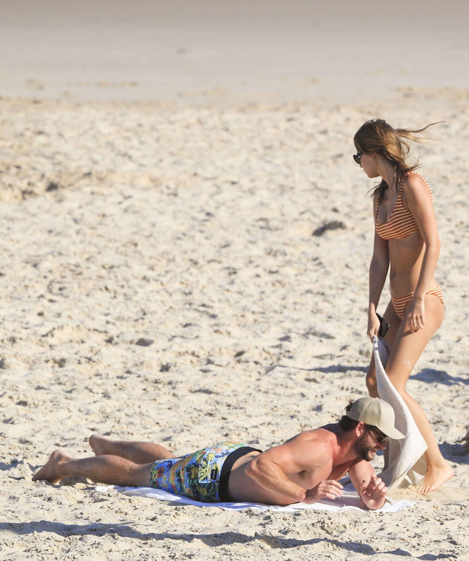 Gabriella Brooks Hot – Liam Hemsworth's New Girlfriend 0049