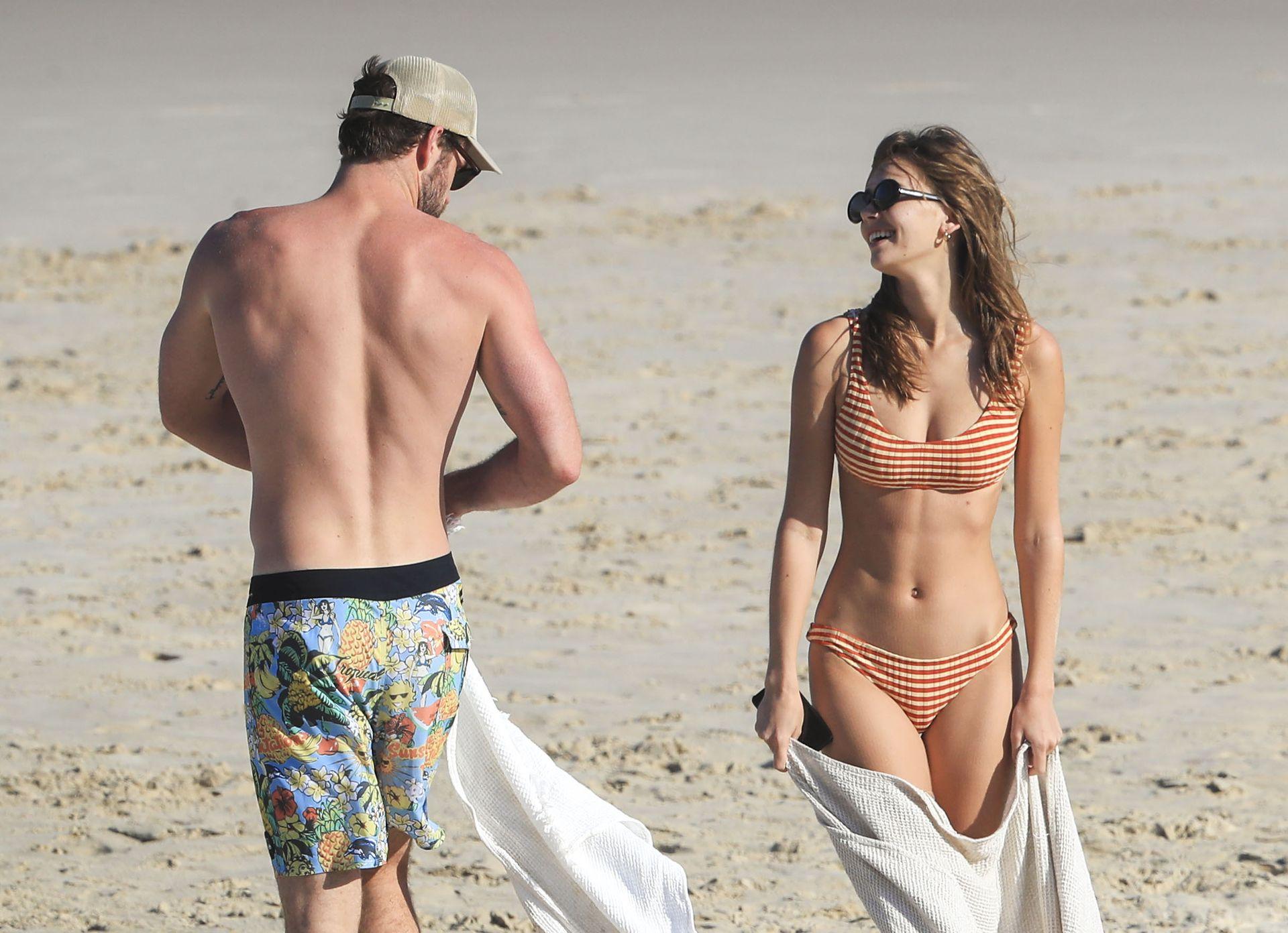 Gabriella Brooks Hot – Liam Hemsworth's New Girlfriend 0053