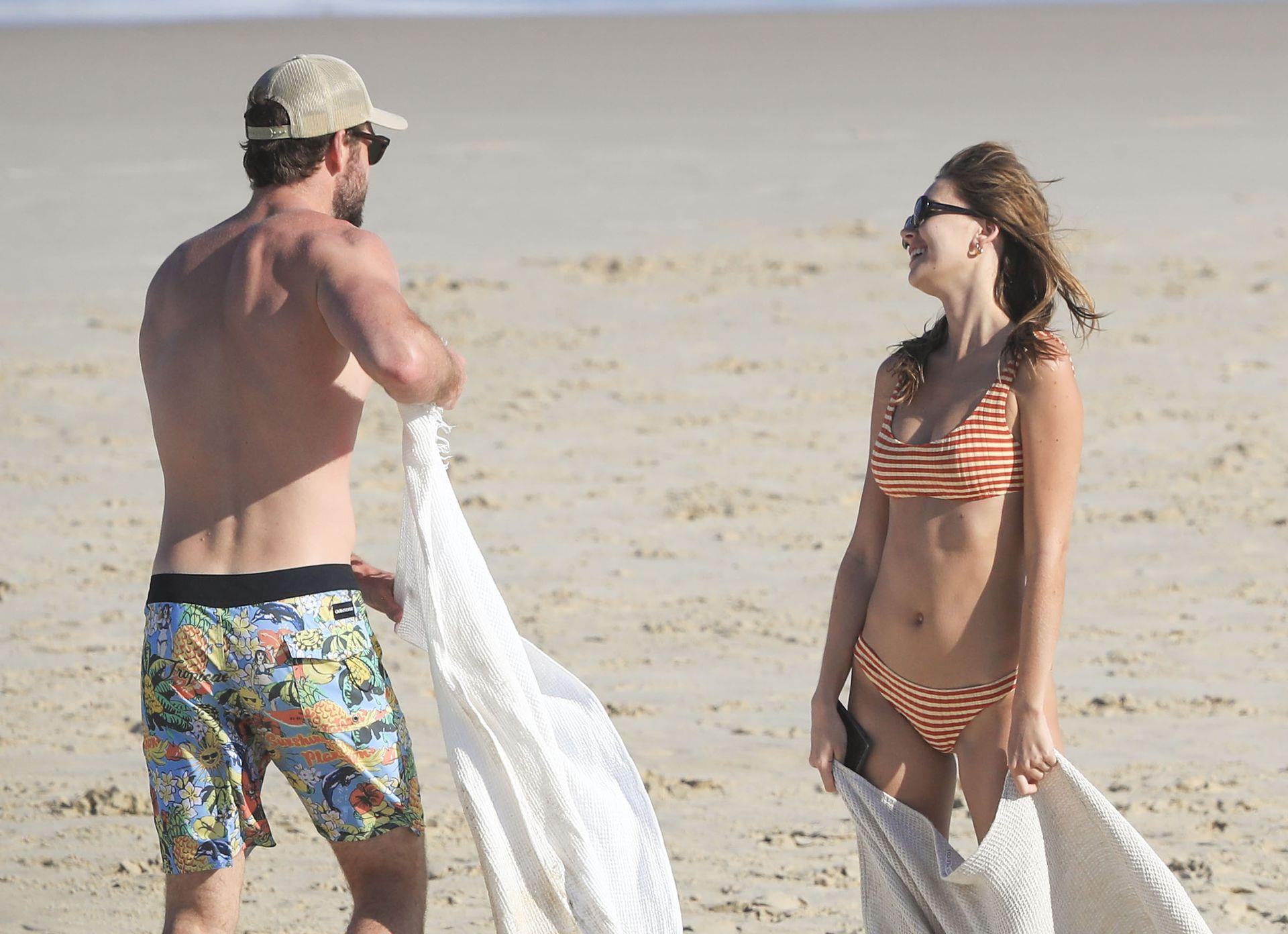 Gabriella Brooks Hot – Liam Hemsworth's New Girlfriend 0054