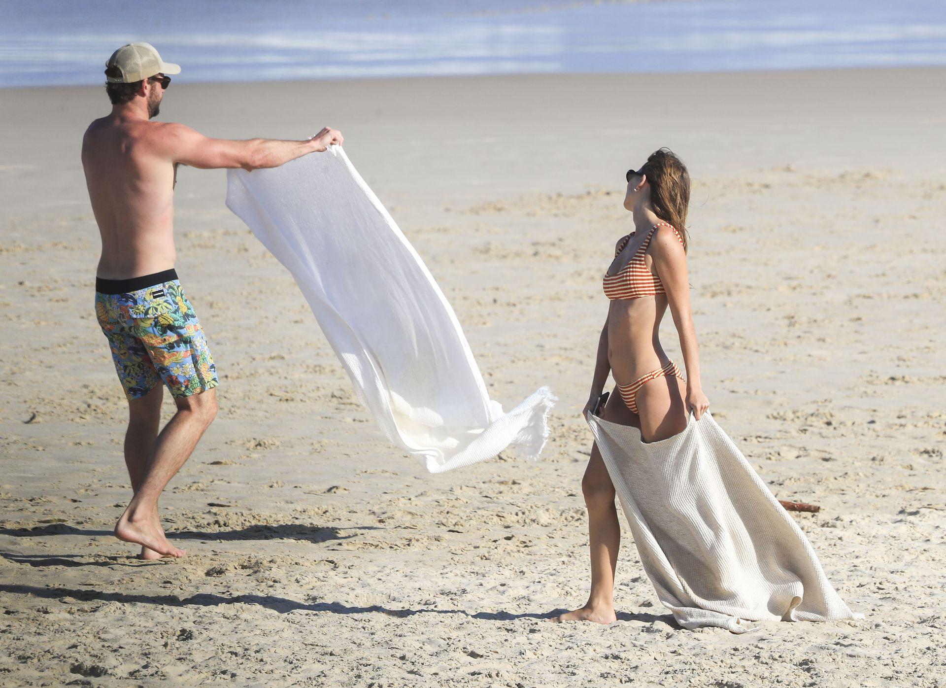 Gabriella Brooks Hot – Liam Hemsworth's New Girlfriend 0055