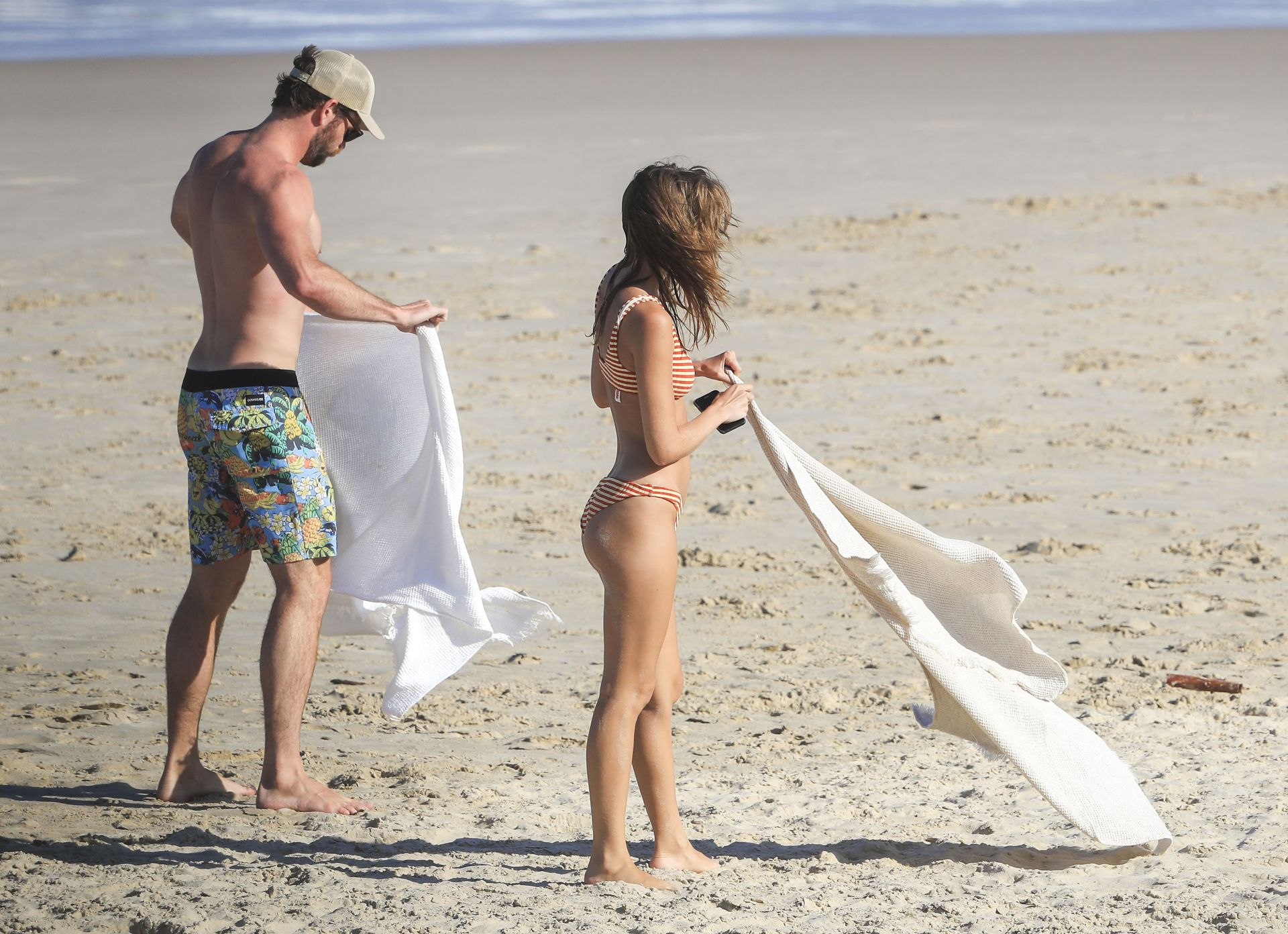 Gabriella Brooks Hot – Liam Hemsworth's New Girlfriend 0056
