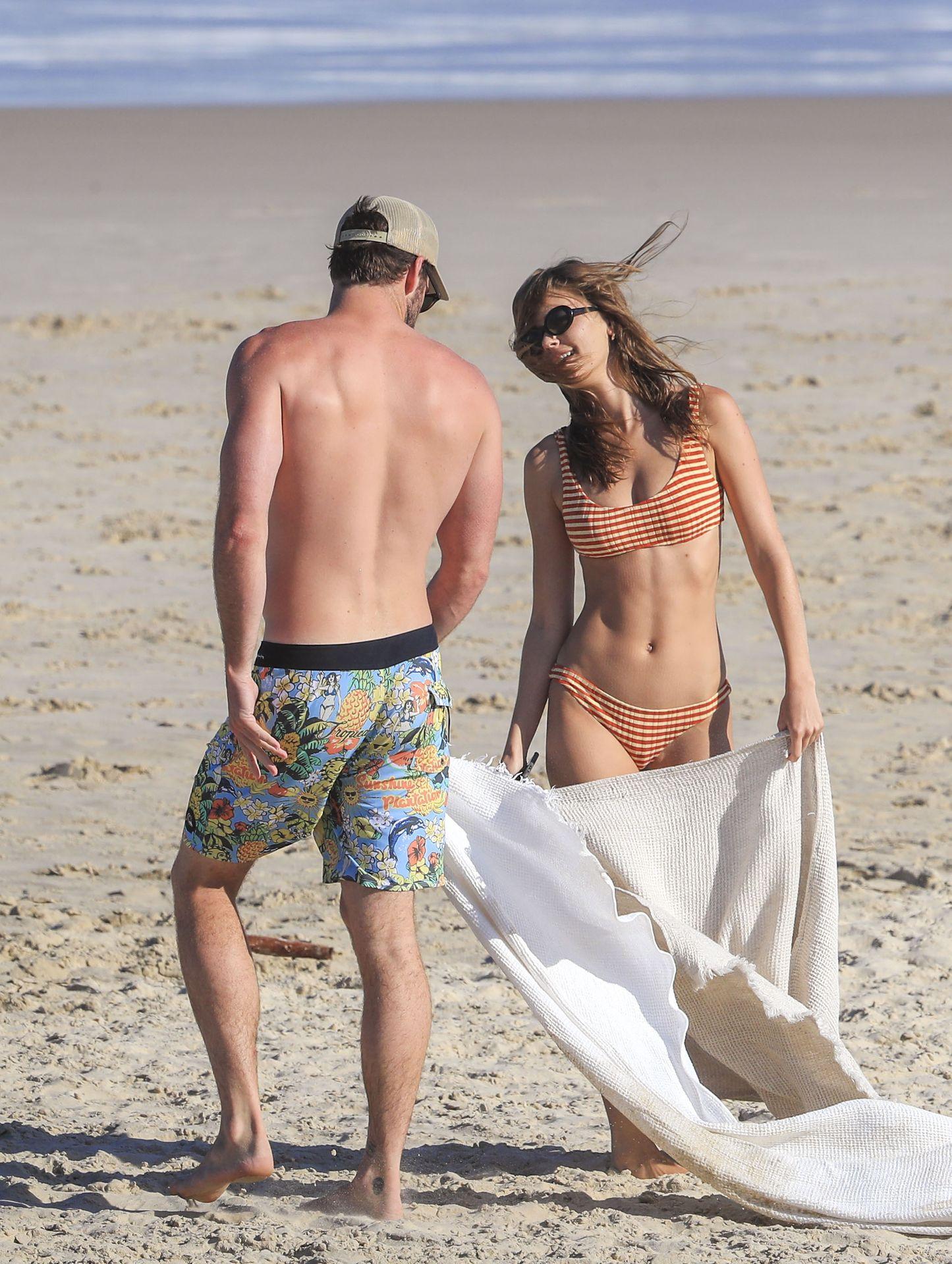 Gabriella Brooks Hot – Liam Hemsworth's New Girlfriend 0057