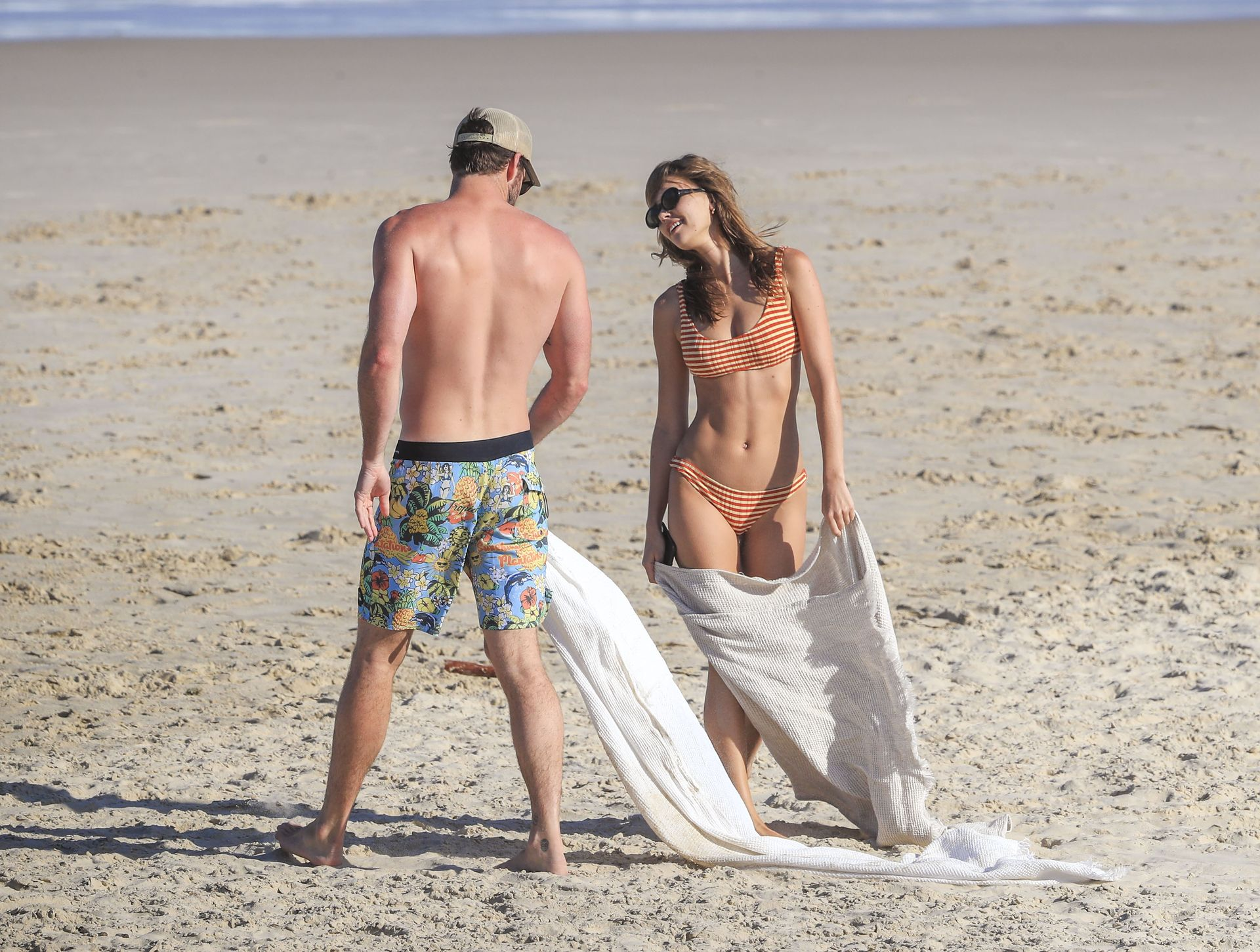 Gabriella Brooks Hot – Liam Hemsworth's New Girlfriend 0058