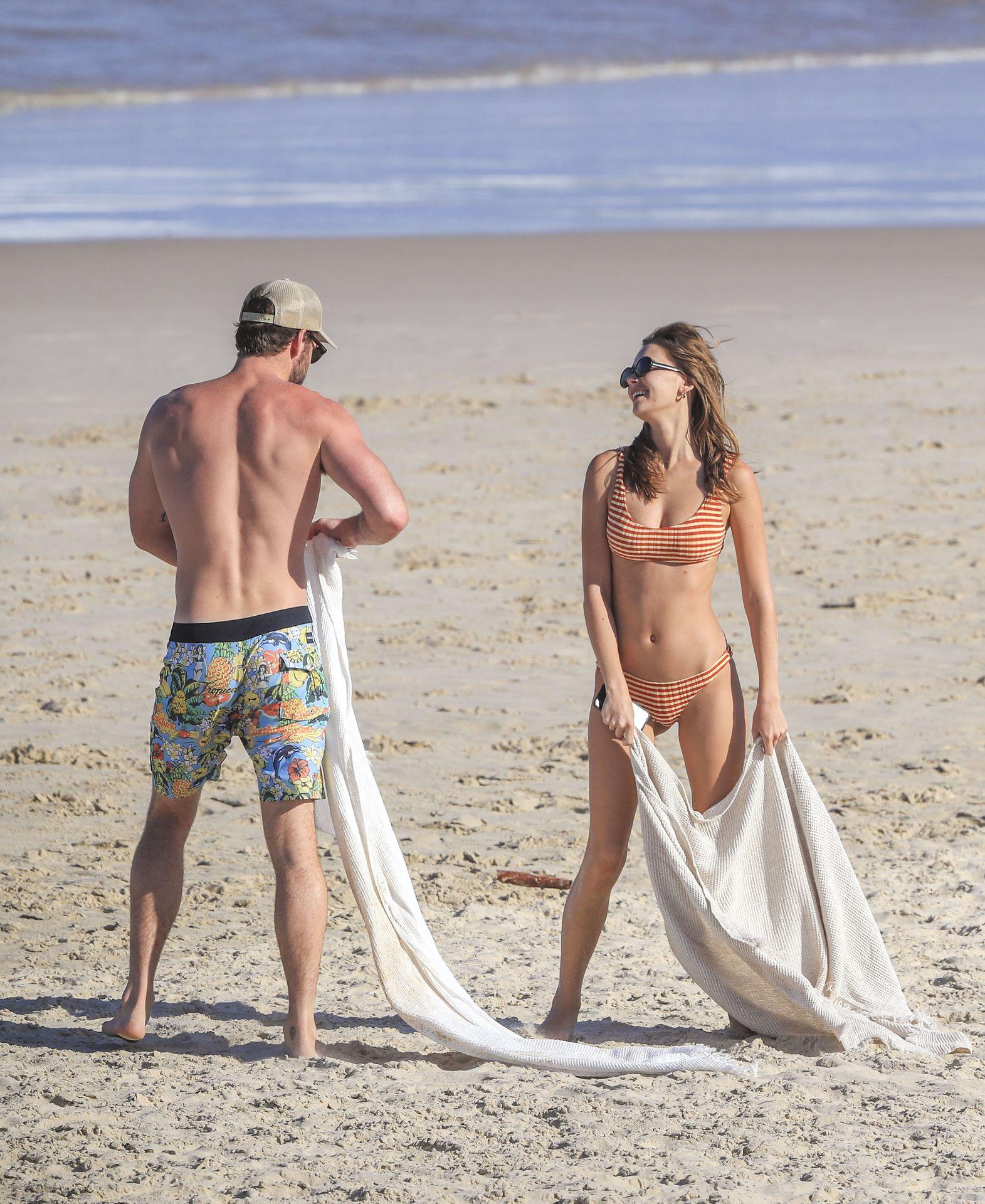Gabriella Brooks Hot – Liam Hemsworth's New Girlfriend 0059
