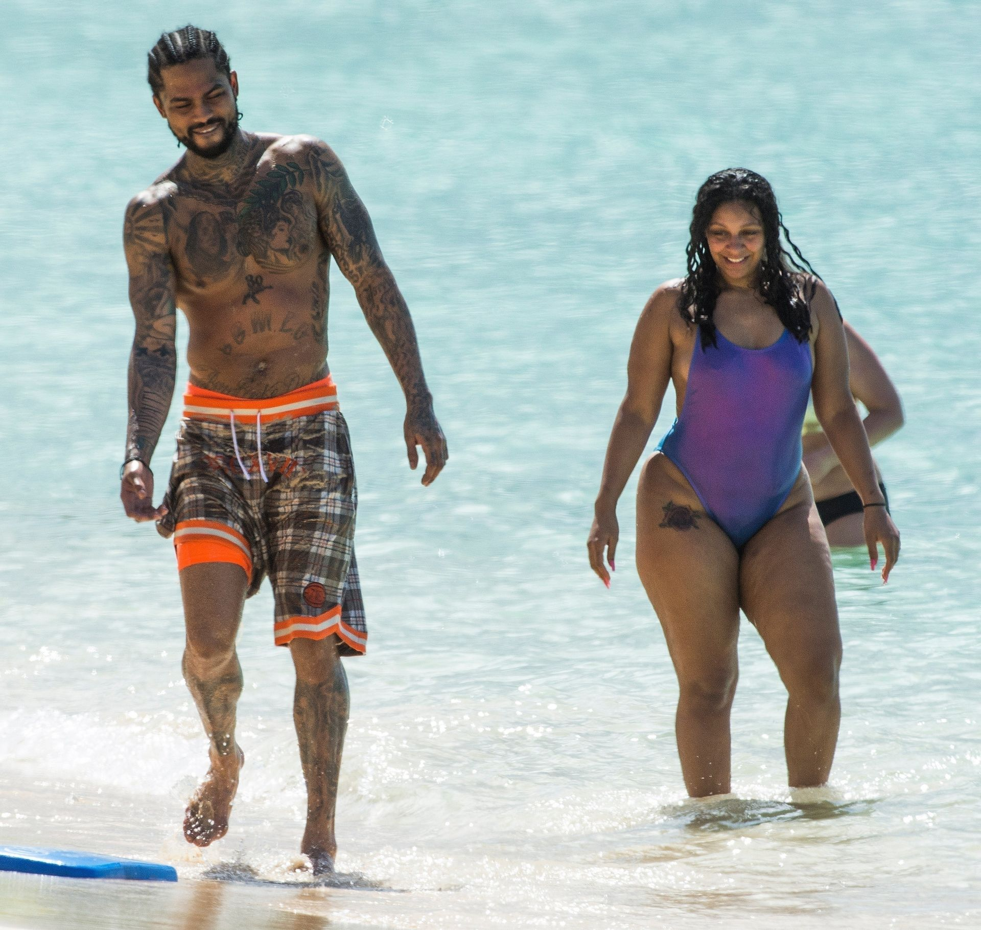 Is Dave East Back Together With Millie Colon 0005