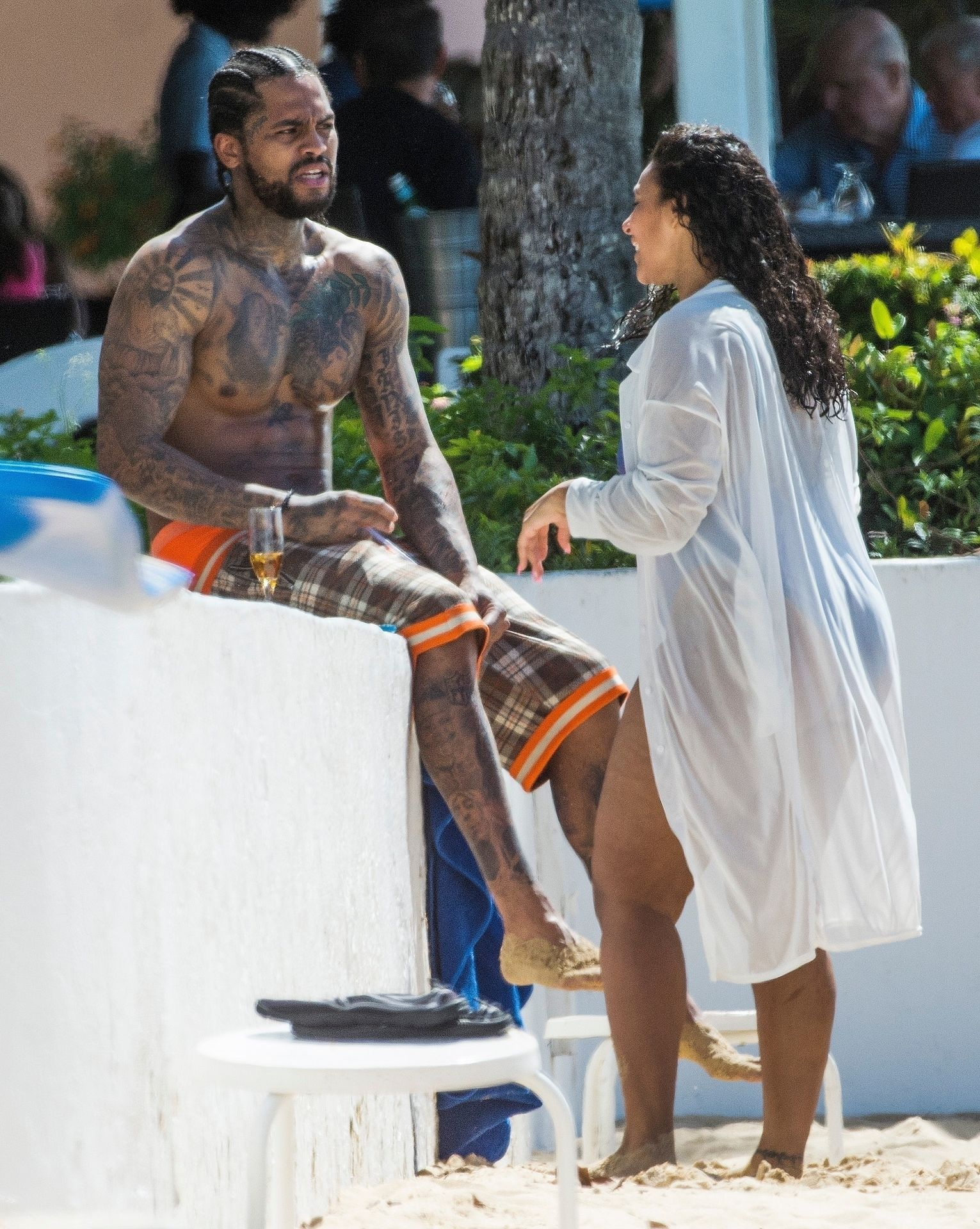 Is Dave East Back Together With Millie Colon 0031