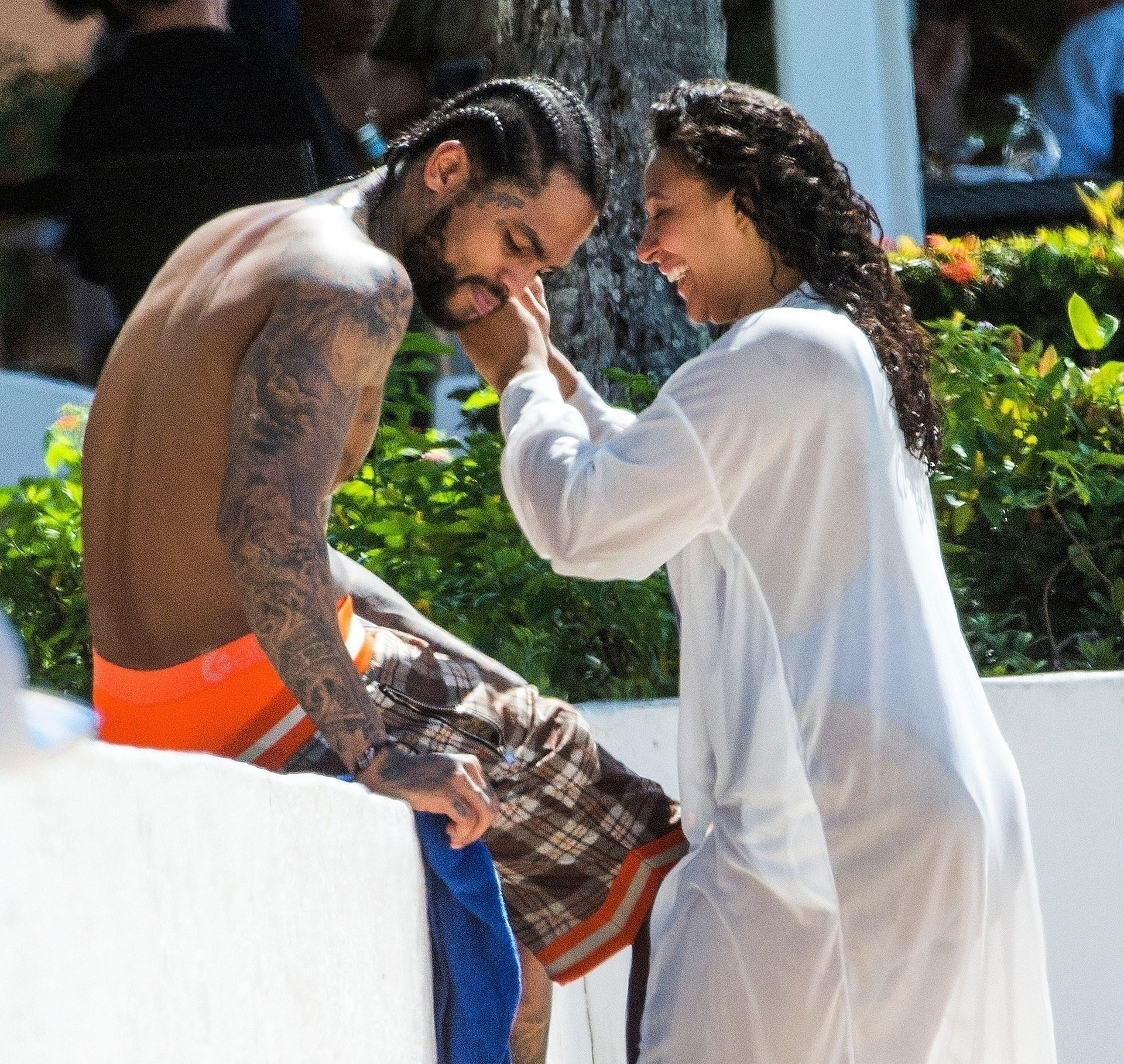 Is Dave East Back Together With Millie Colon 0033