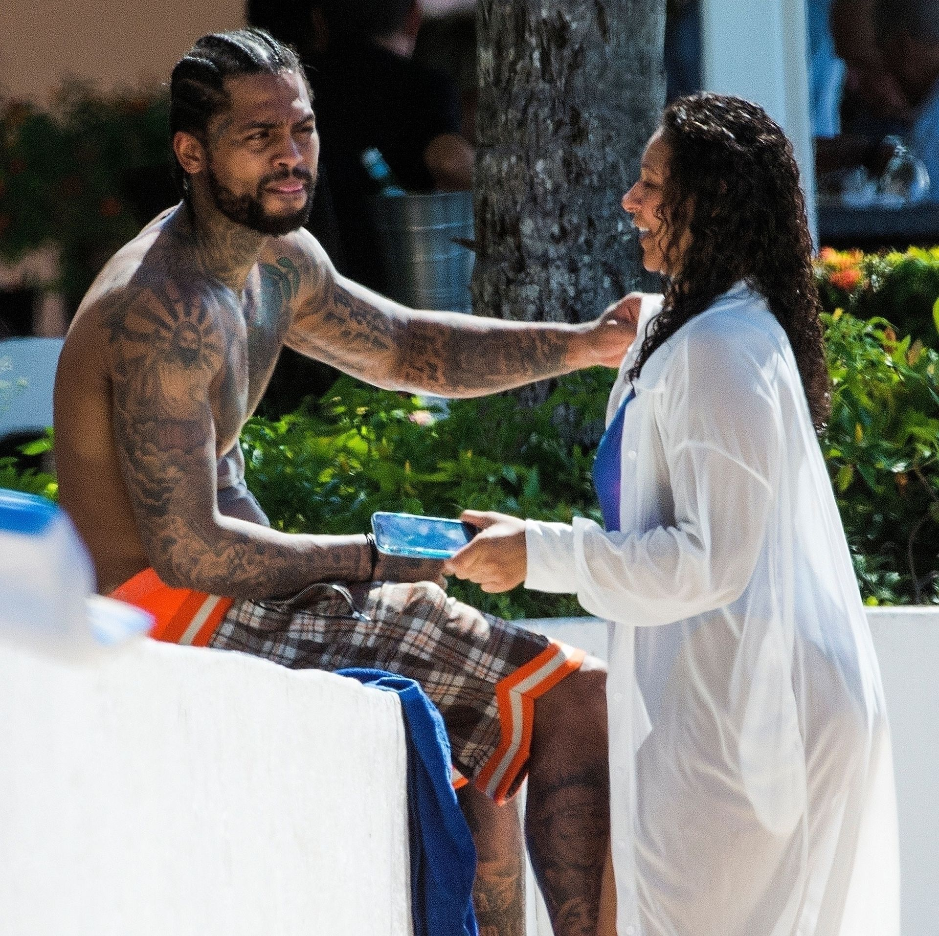 Is Dave East Back Together With Millie Colon 0035