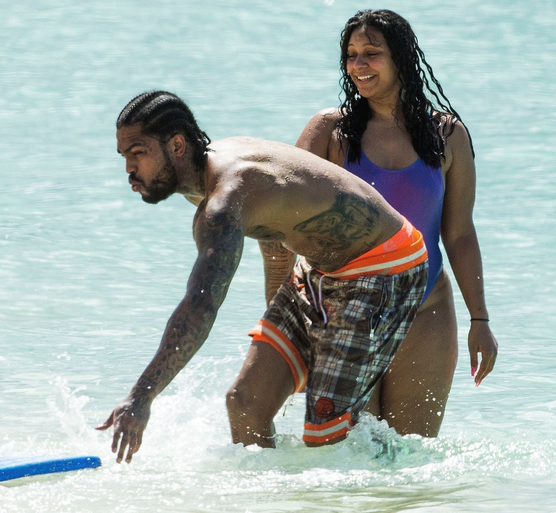 Is Dave East Back Together With Millie Colon 0037
