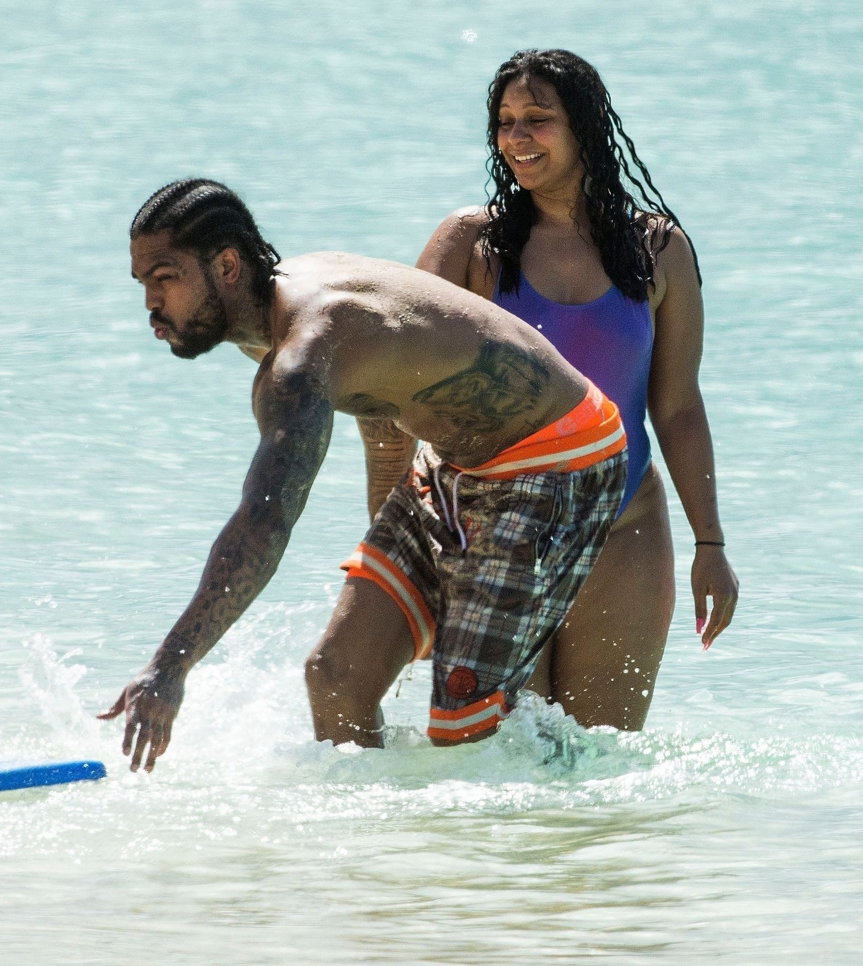 Is Dave East Back Together With Millie Colon 0039