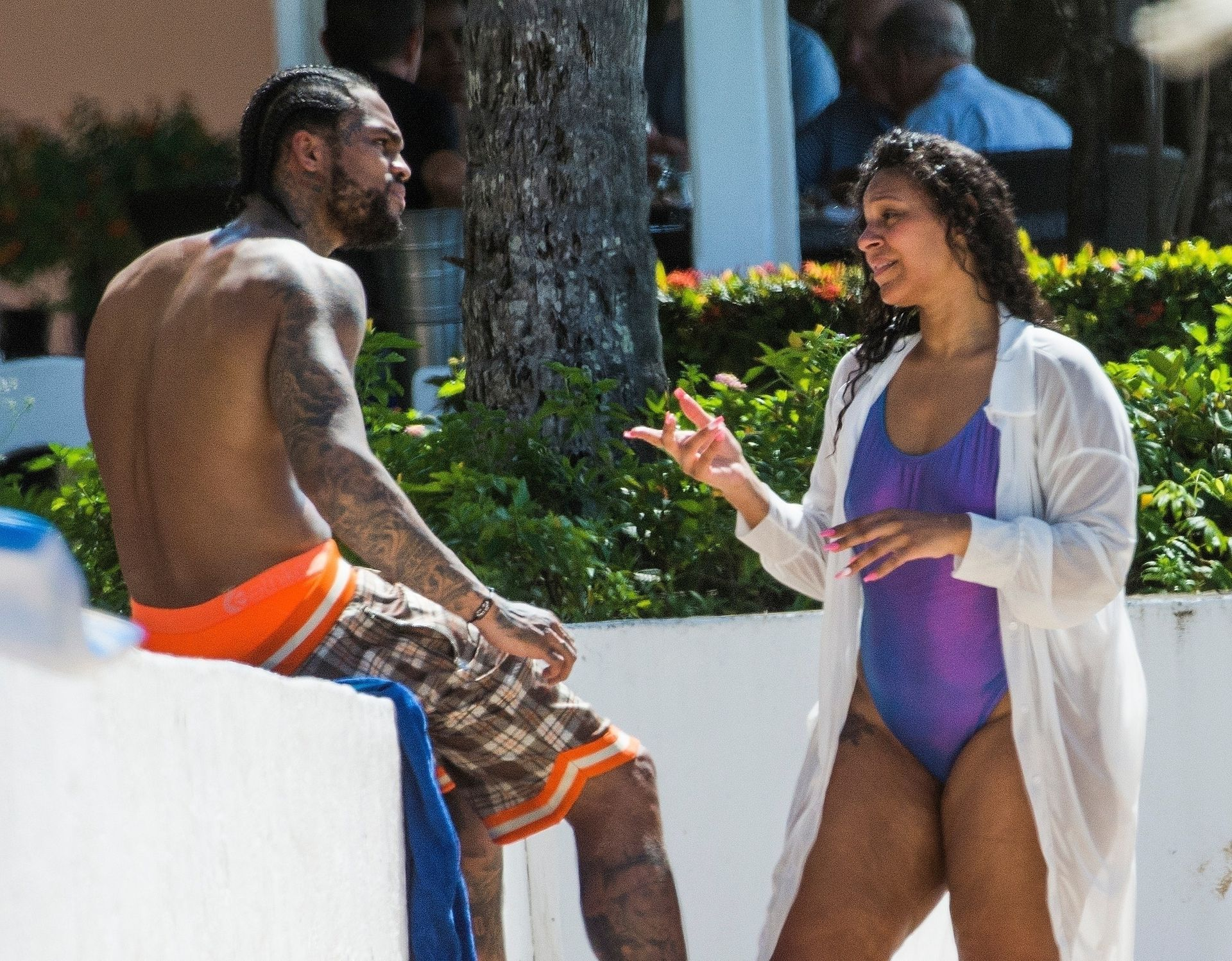 Is Dave East Back Together With Millie Colon 0043