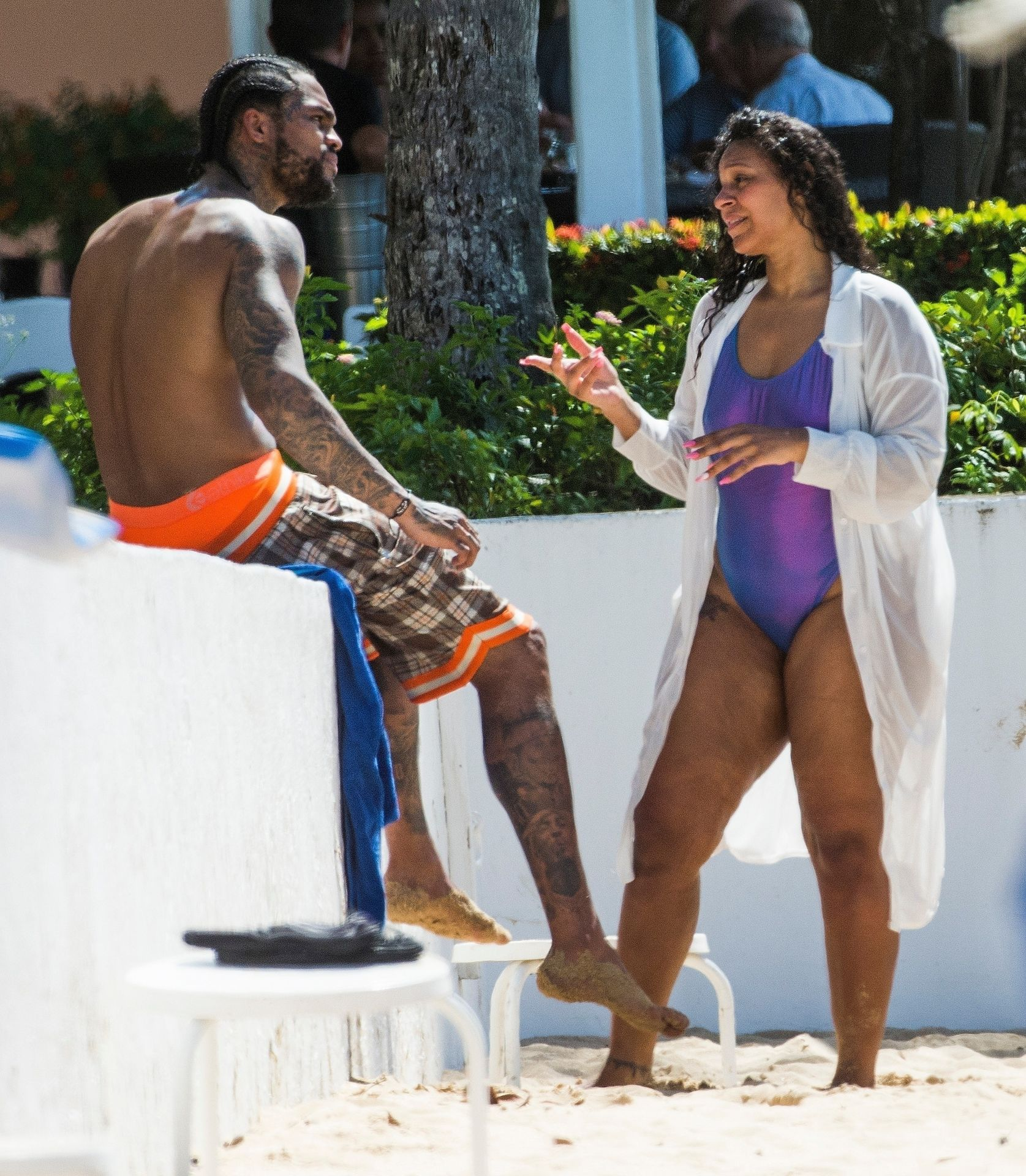 Is Dave East Back Together With Millie Colon 0049