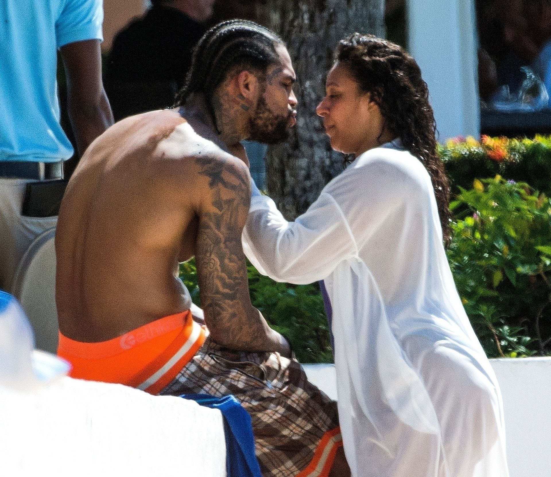 Is Dave East Back Together With Millie Colon 0050