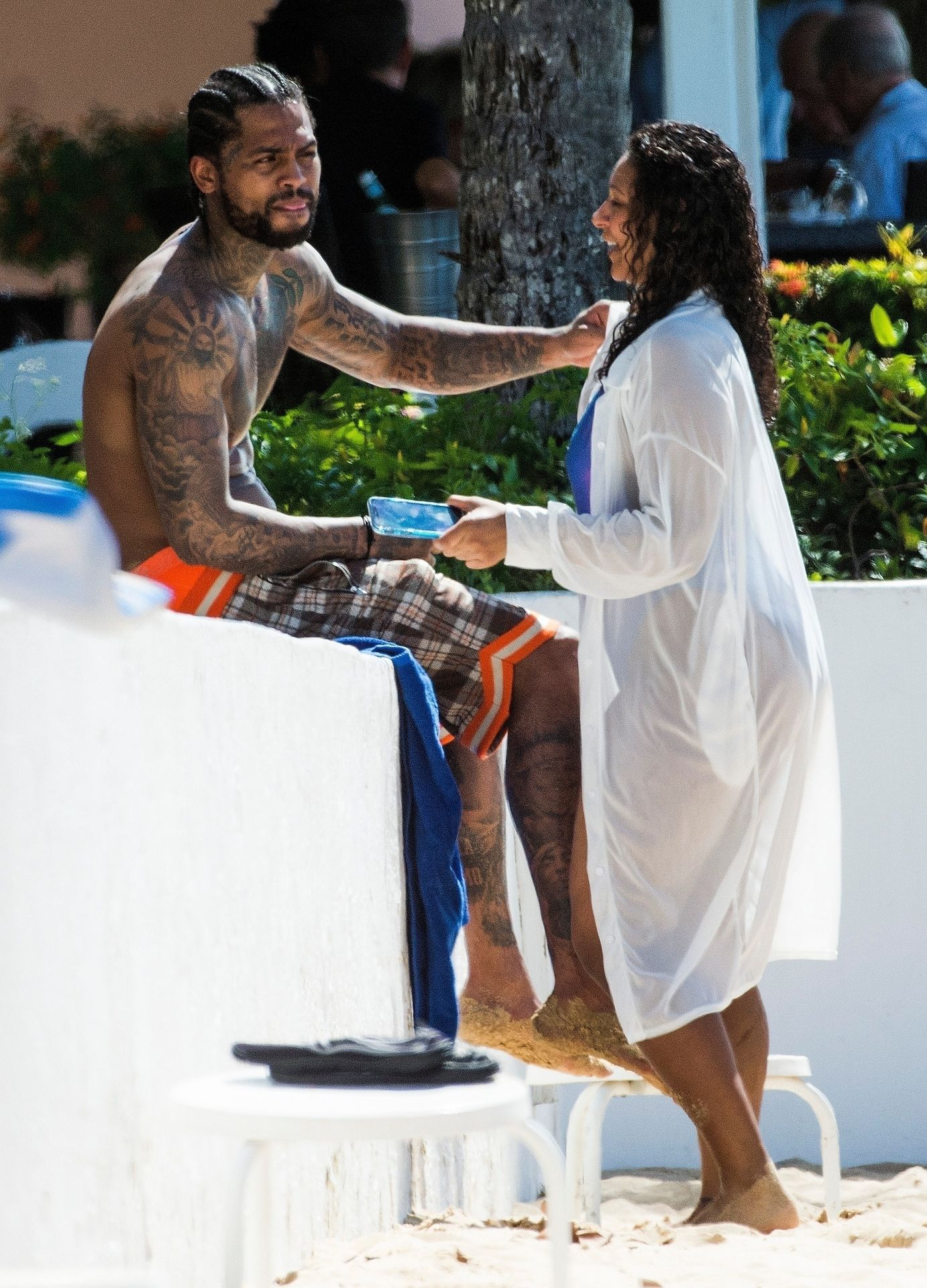 Is Dave East Back Together With Millie Colon 0051