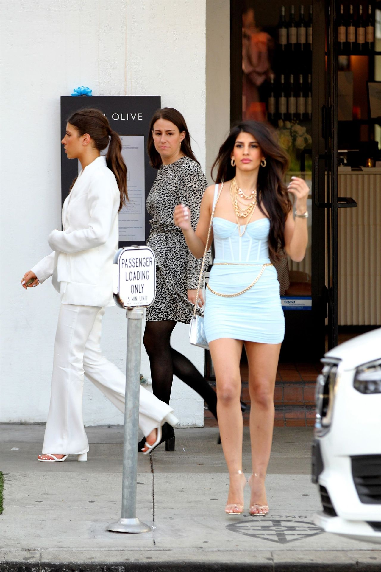 Jasmin Walia Got The Baby Blues For Lunch At Fig & Olive 0020