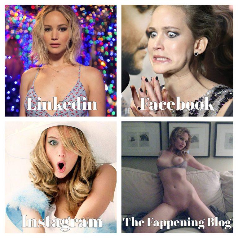 Jennifer Lawrence Nude Dollypartonchallenge